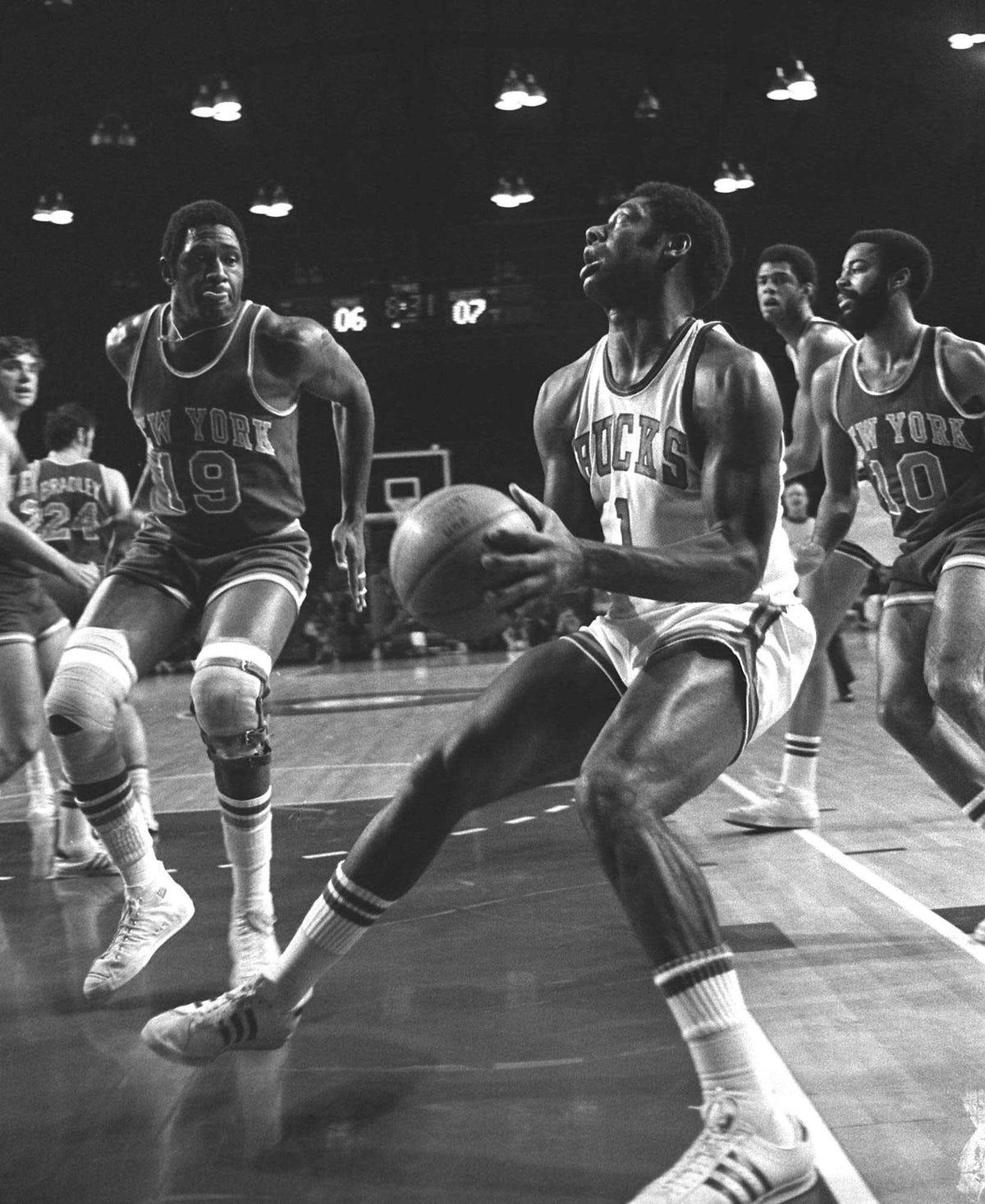 NBA 2K18 reveals all-time Milwaukee Bucks team