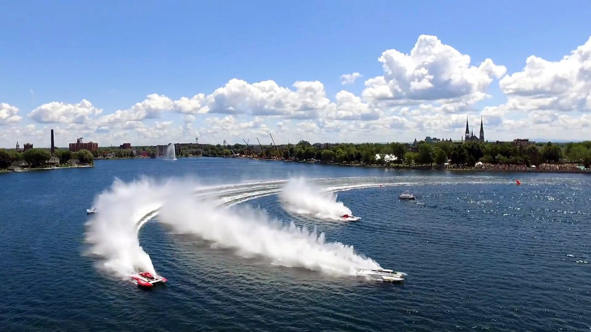 HydroFest bringing roar back to the riverfront