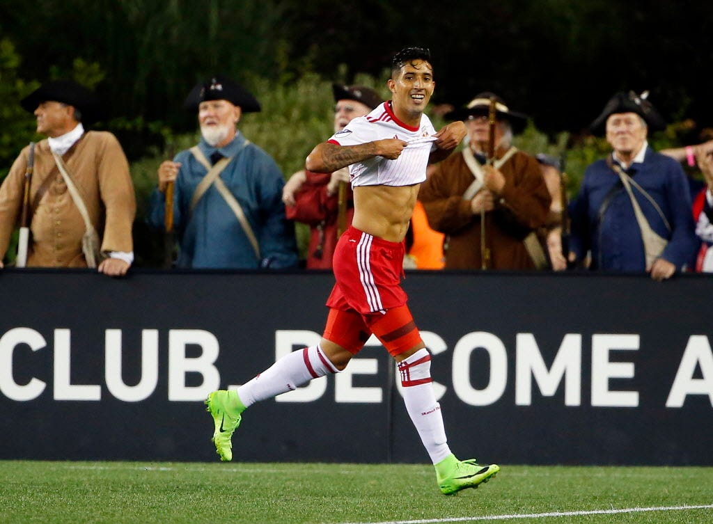 Gonzalo Veron scores 1st career PK, Red Bulls tie NYCFC in derby