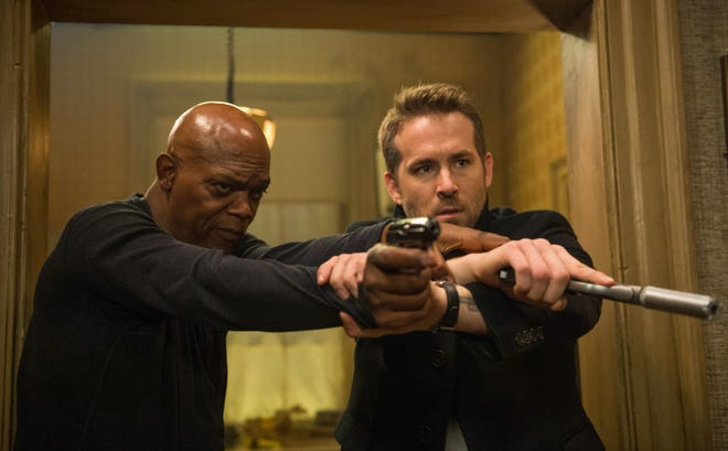 """""""The Hitman's Wife's Bodyguard"""" Directed by: Patrick Hughes Starring: Ryan Reynolds, Samuel L. Jackson, Salma Hayek  The sequel to the 2017 action buddy comedy – with Jackson as the hitman, Reynolds as the bodyguard and Hayek as the wife – is moving from Aug. 28 to Aug. 21, 2021."""