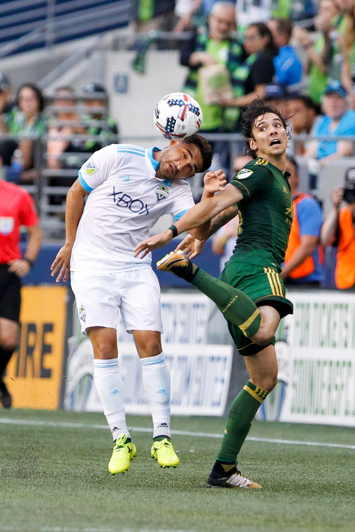 Portland Timbers, Seattle Sounders settle for draw as teams renew Cascadia rivalry