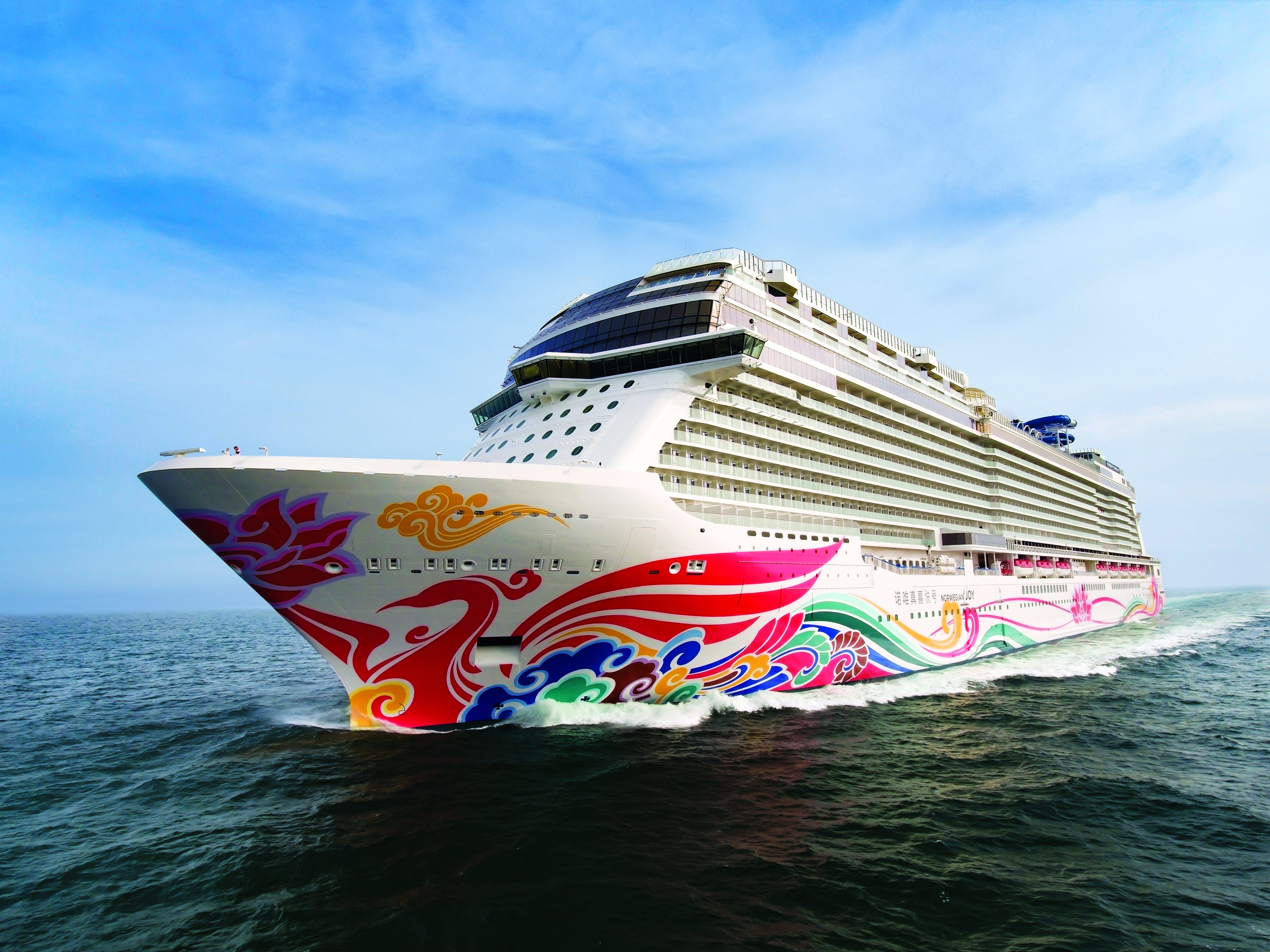 New Orleans to get its largest cruise ship ever
