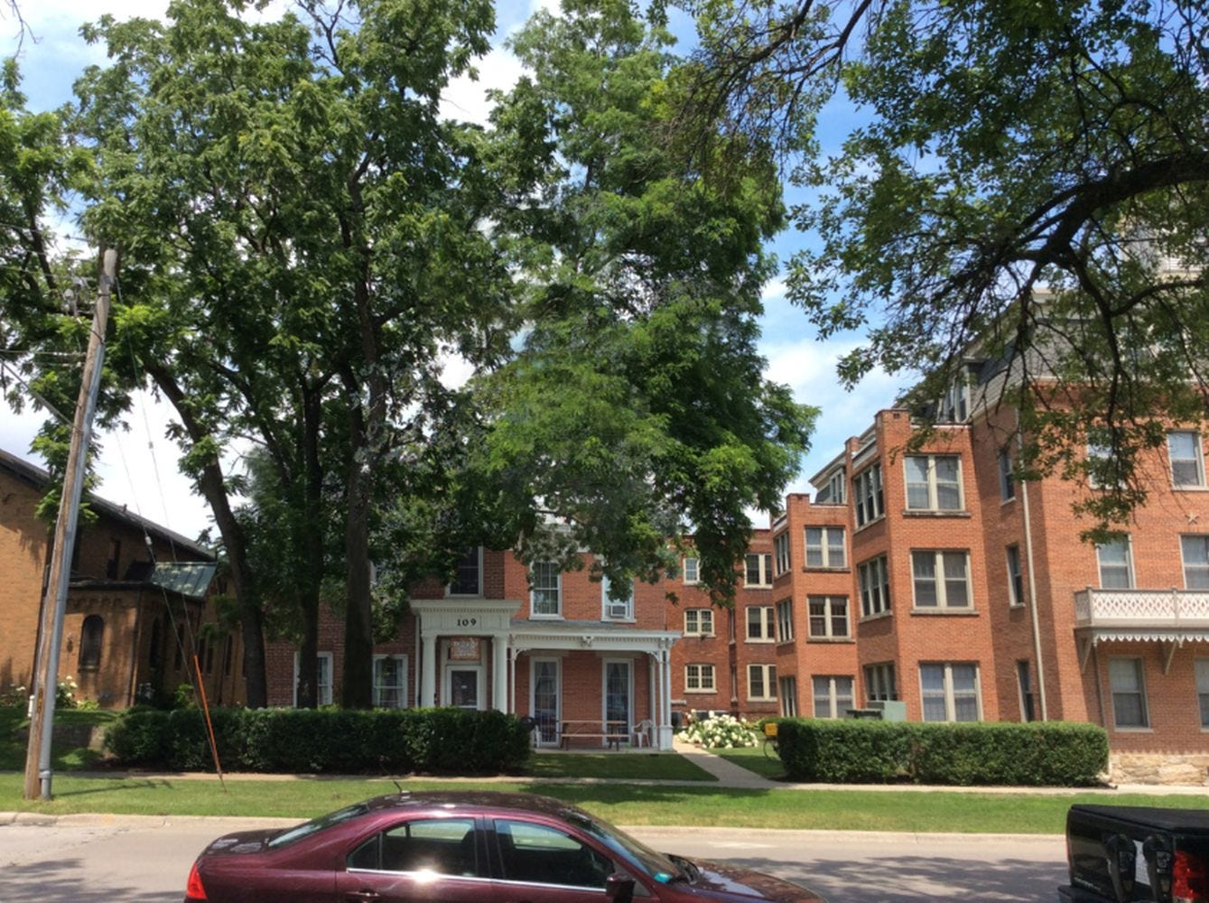 Church looking to move historic house before selling property to UI