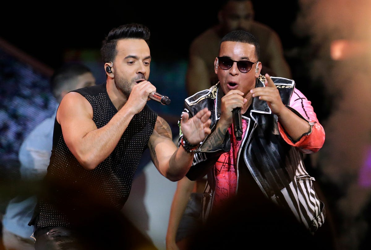 Despacito' changed the music industry — here's where Latin