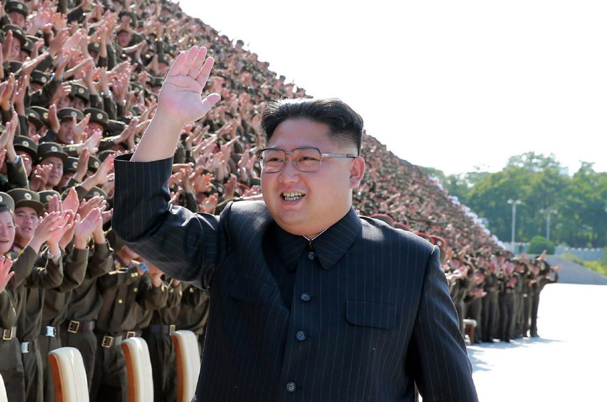 North Korea says it has developed a new ICBM hydrogen bomb