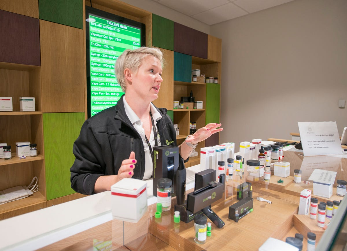 More medical marijuana physicians key to Trulieve growth