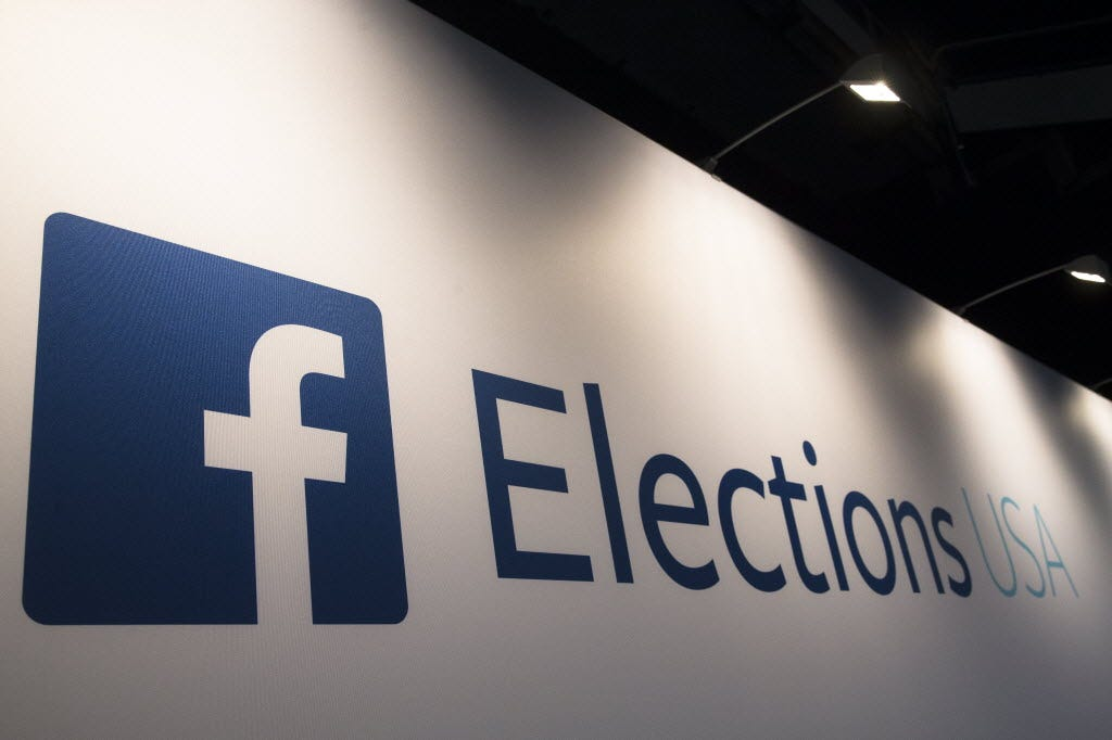 Facebook finds Russian ads that sought to sow division during U.S. election