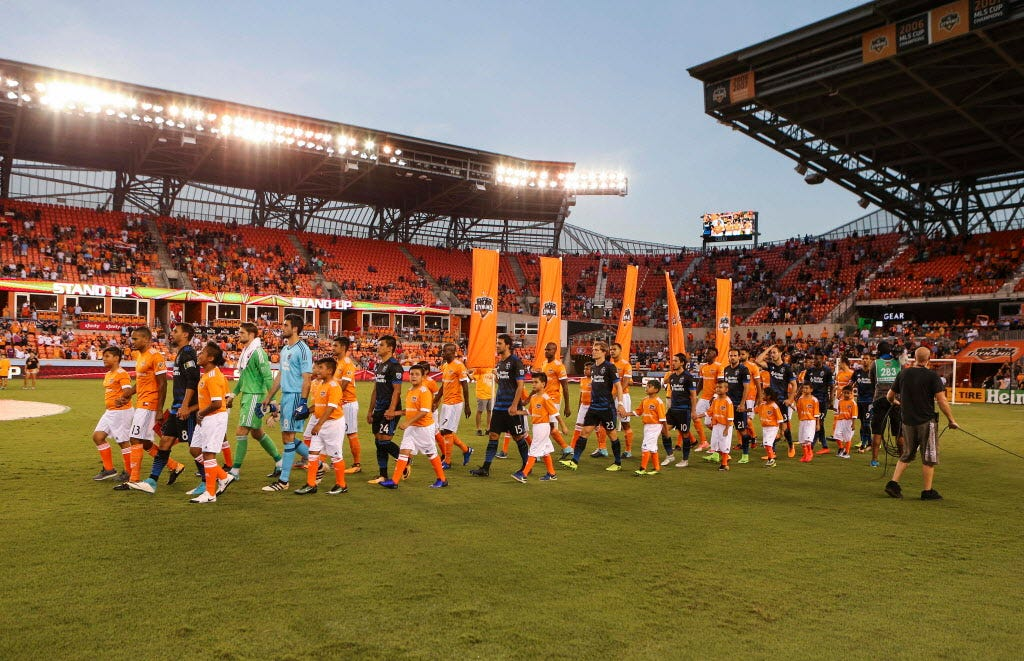 Hurricanes, fires prompt Major League Soccer teams to act