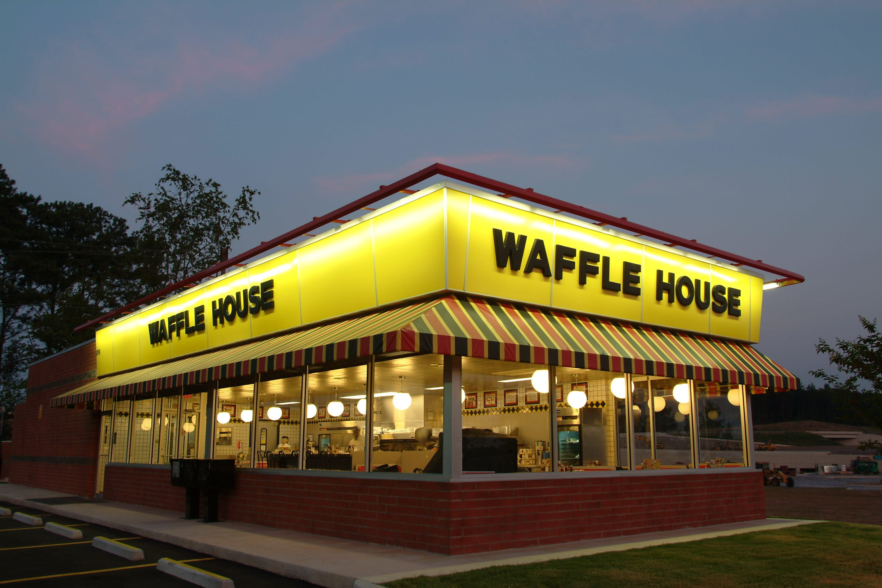 How FEMA uses Waffle Houses in disasters