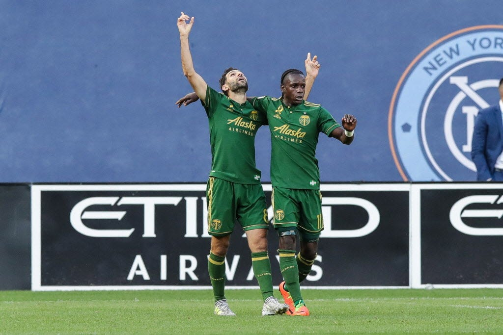 Portland Timbers' Diego Valeri ties MLS record in win over NYCFC