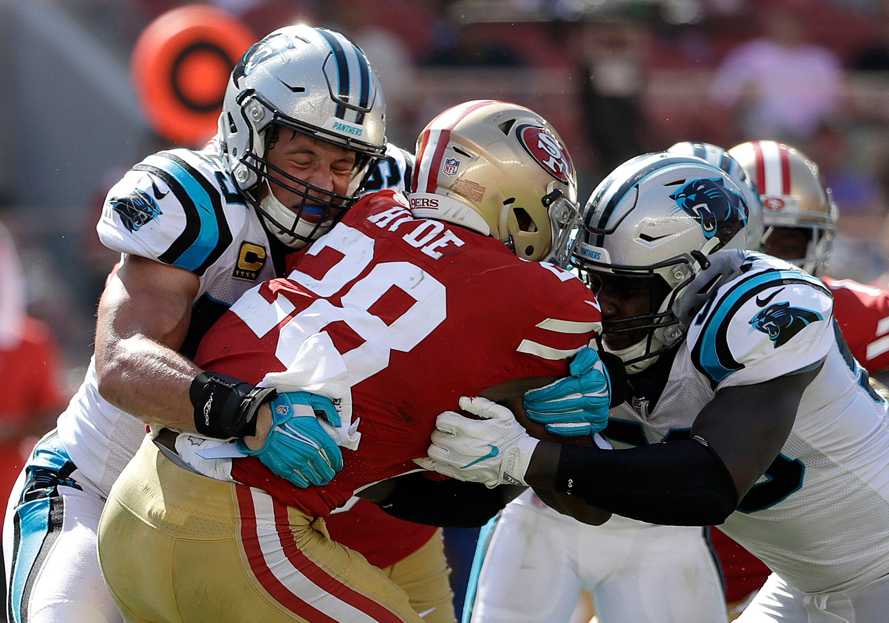Shanahan's debut turns into dud as 49ers lose 23-3