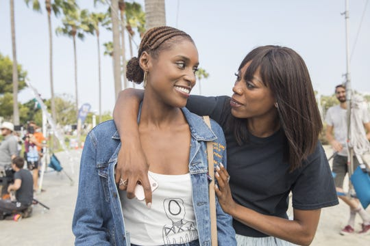 Issa Rae's HBO dramedy comedy-drama captures the humanity of Black people by showing their varying lived experiences from love and heartbreak to strained relationships with friends and family.