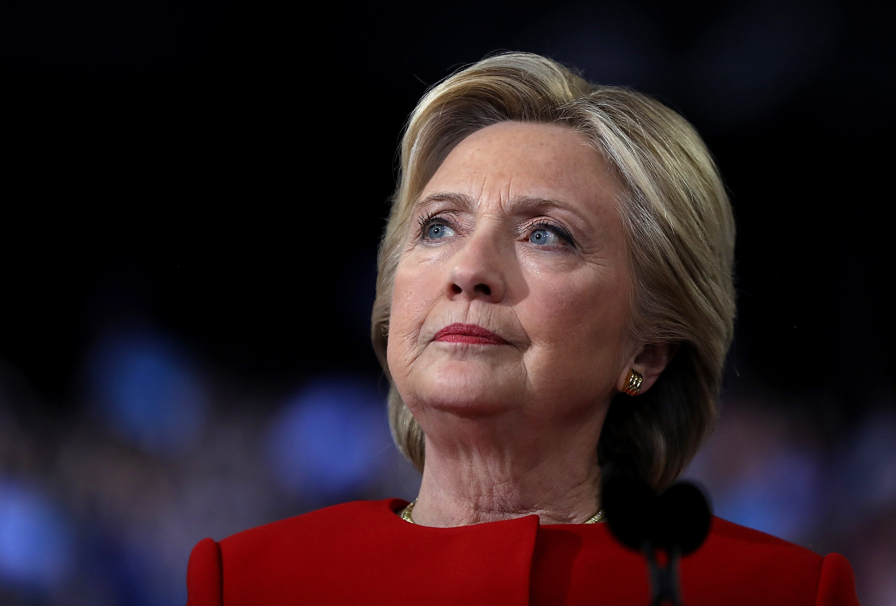 Exclusive: Hillary Clinton says Trump associates helped Russia meddle in the 2016 election