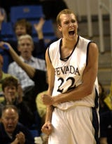Video: A look back at Nick Fazekas' basketball career with the Wolf Pack.
