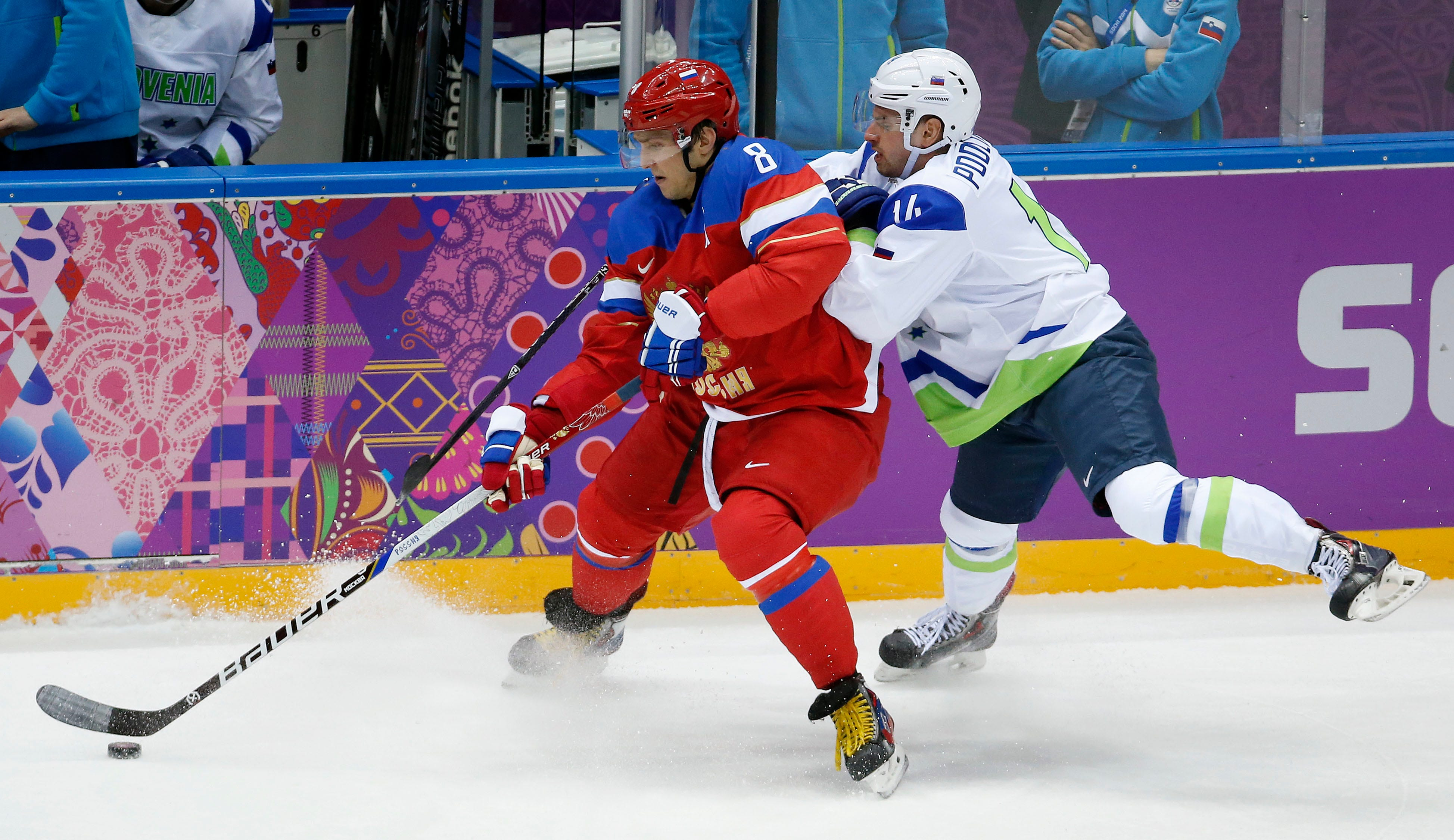 Ovechkin, NHL players grudgingly accept Olympic absence