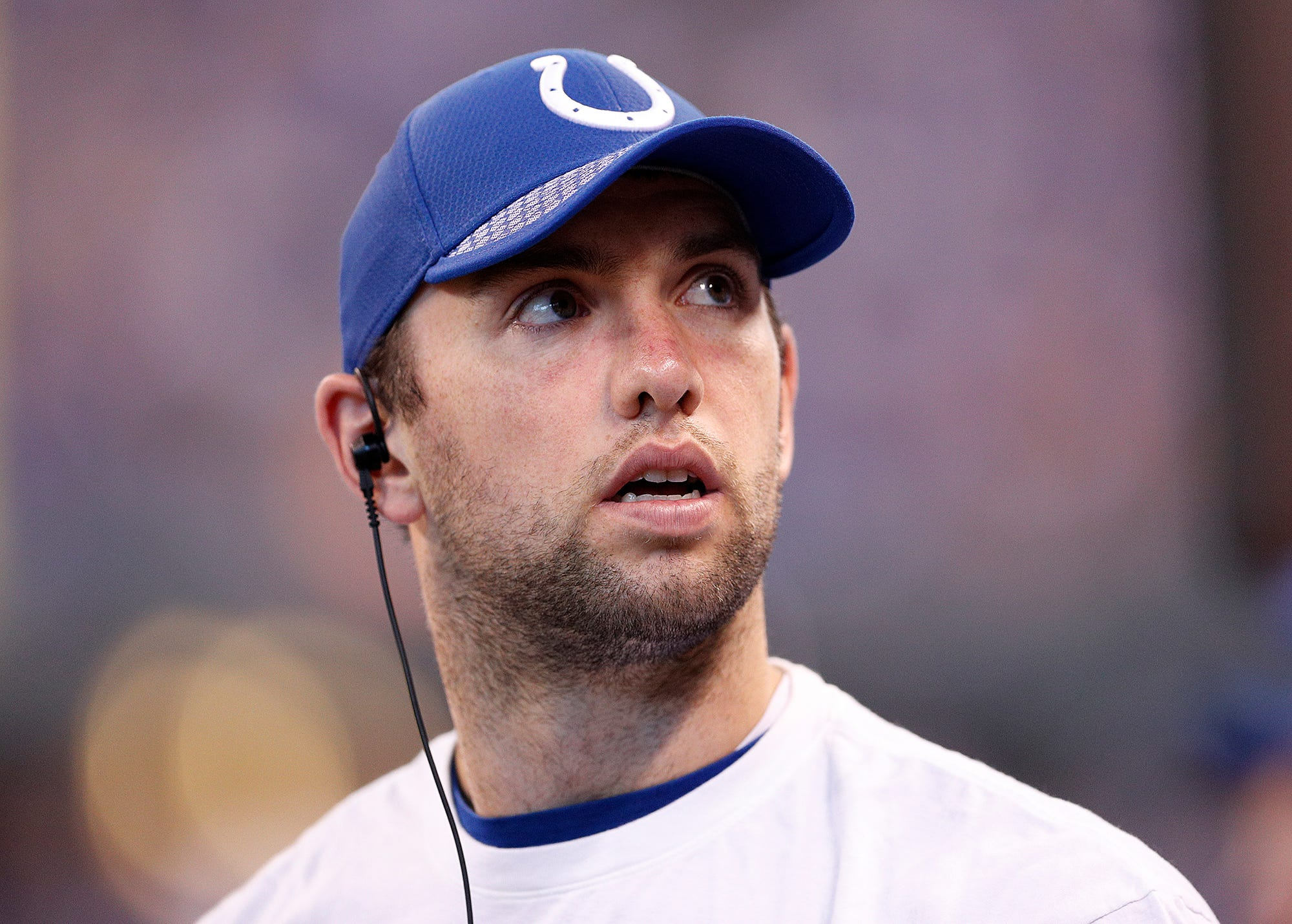 The final hurdles for Andrew Luck