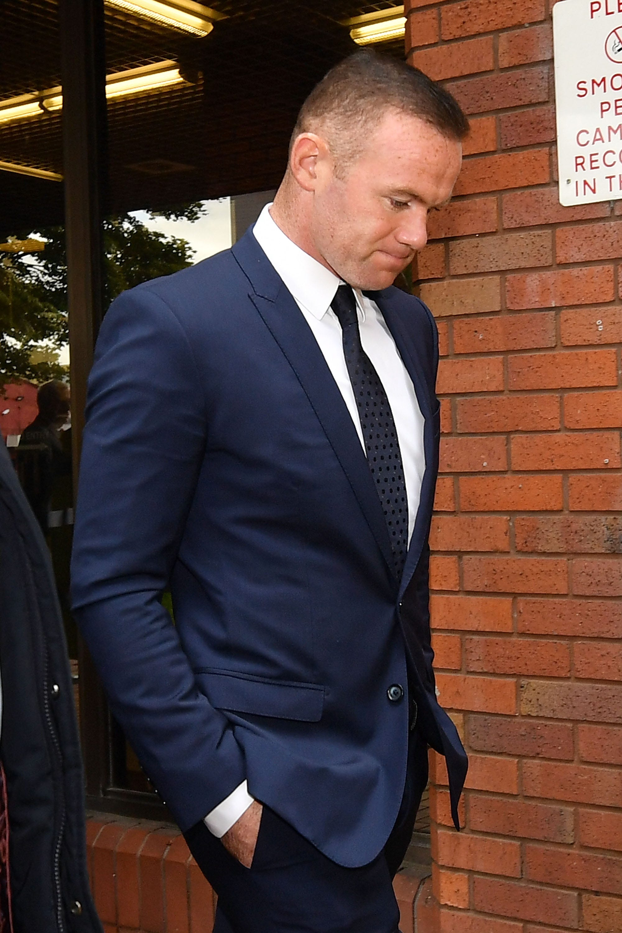 Wayne Rooney gets driving ban after pleading guilty to drunk driving