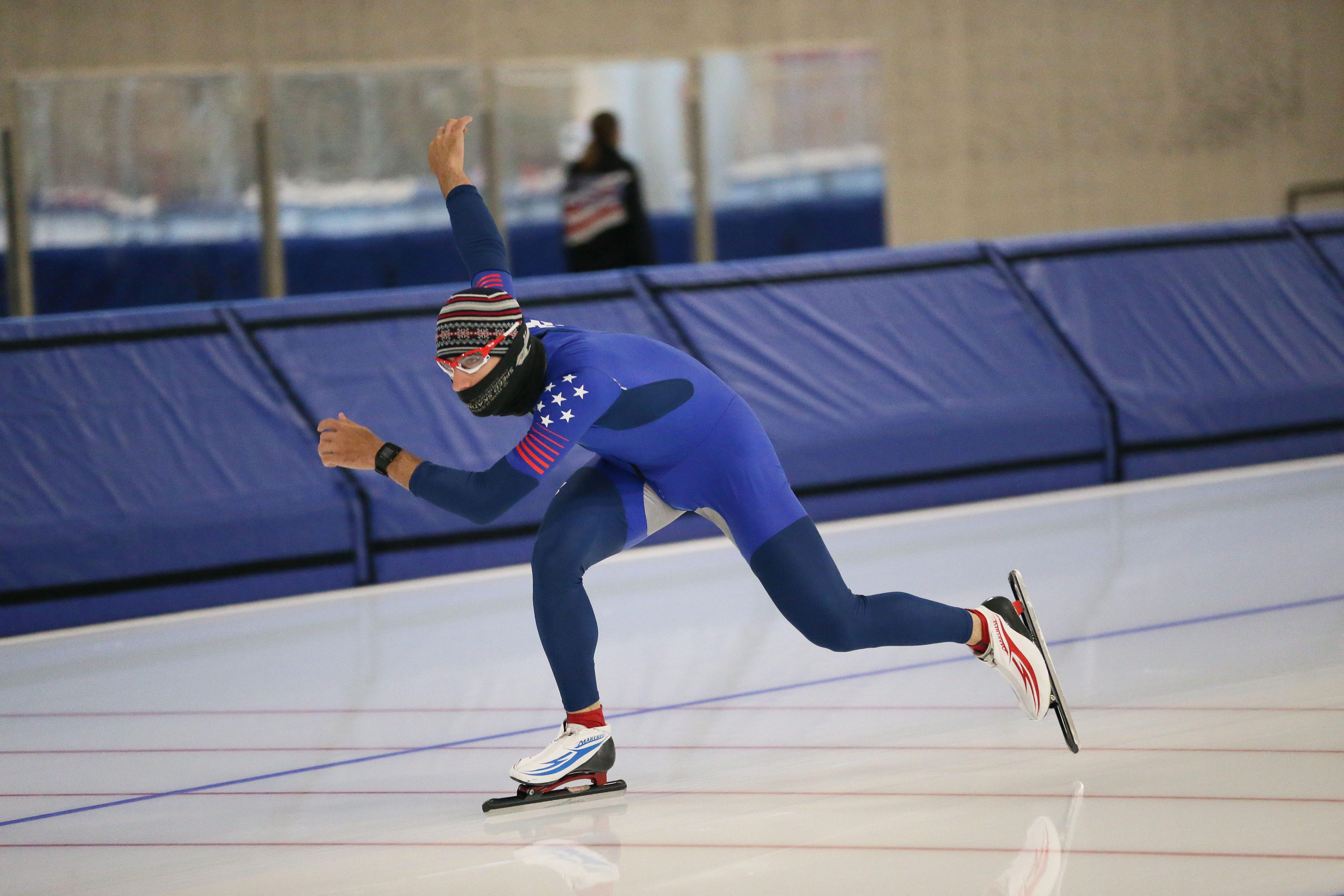 D'Amato: U.S. speedskaters back home at Pettit Center
