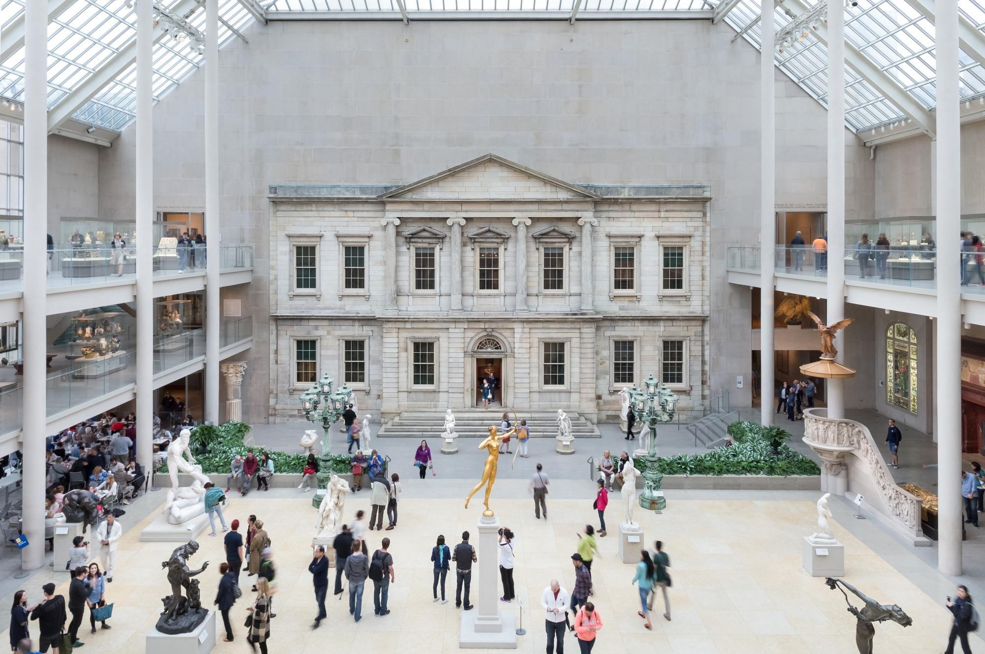 TripAdvisor names the world's top museums