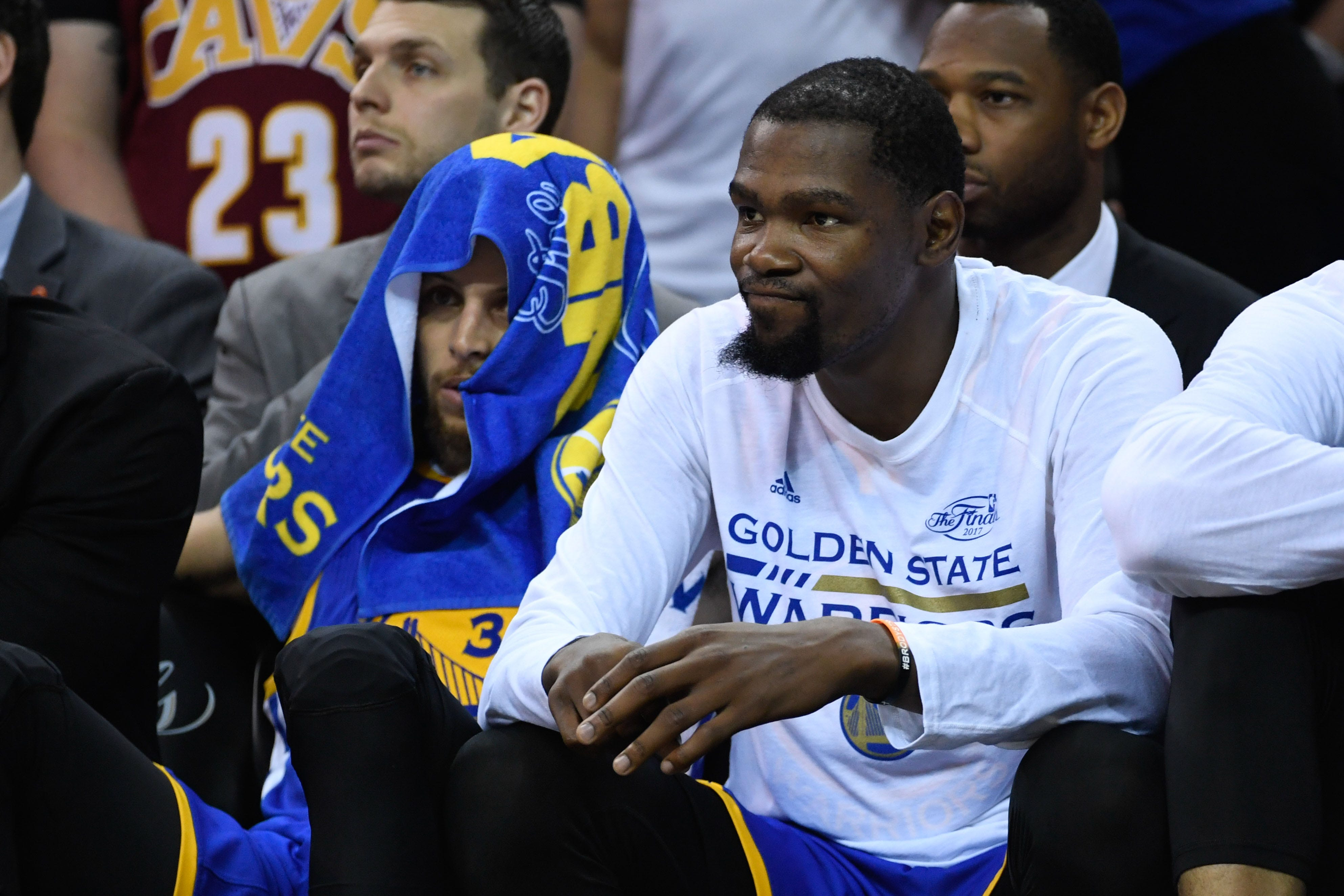Remorseful Kevin Durant feels terrible about Twitter incident: 'Disappointed in myself'