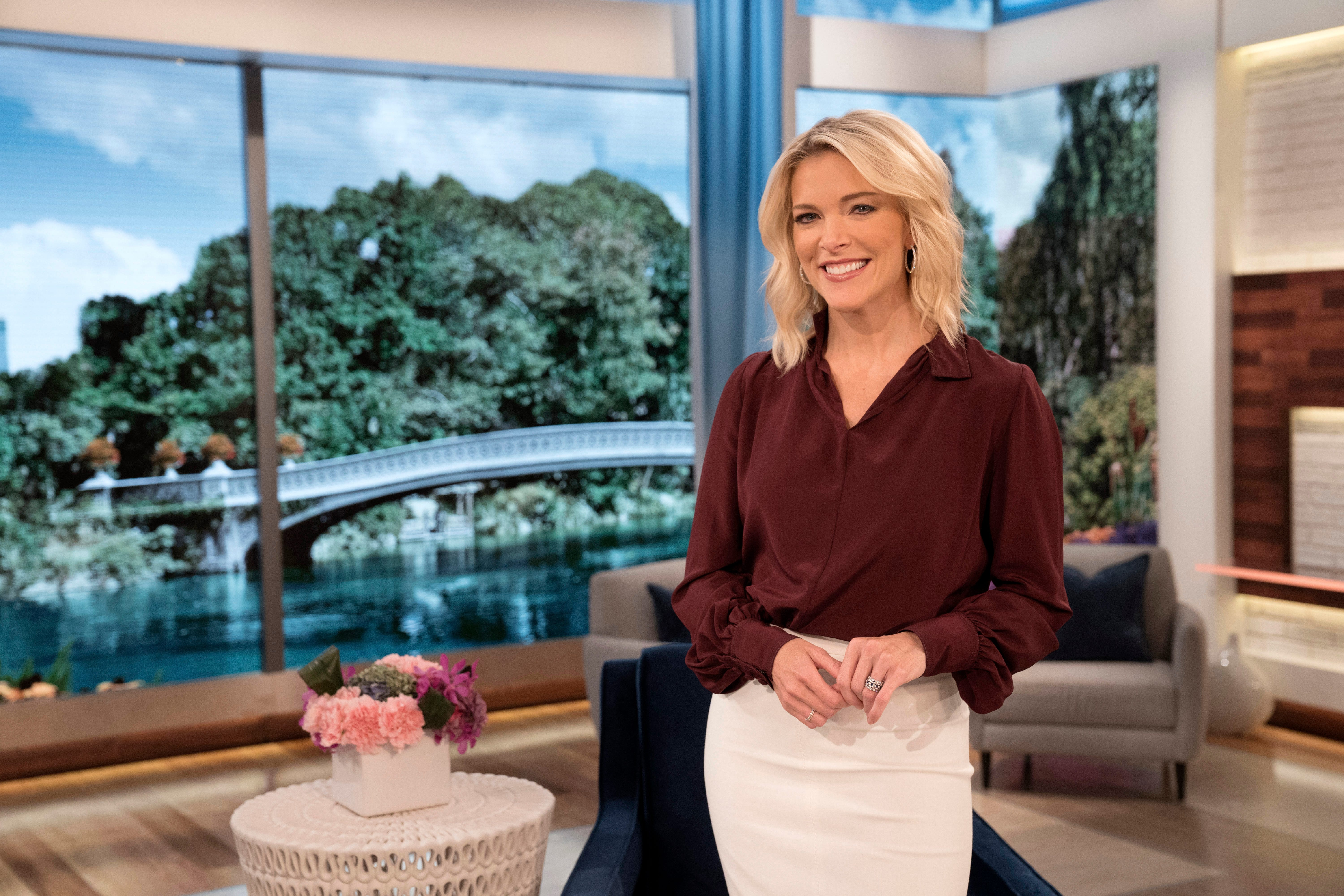 Review: Megyn Kelly tries to ditch politics for 'fun' on 'Today'