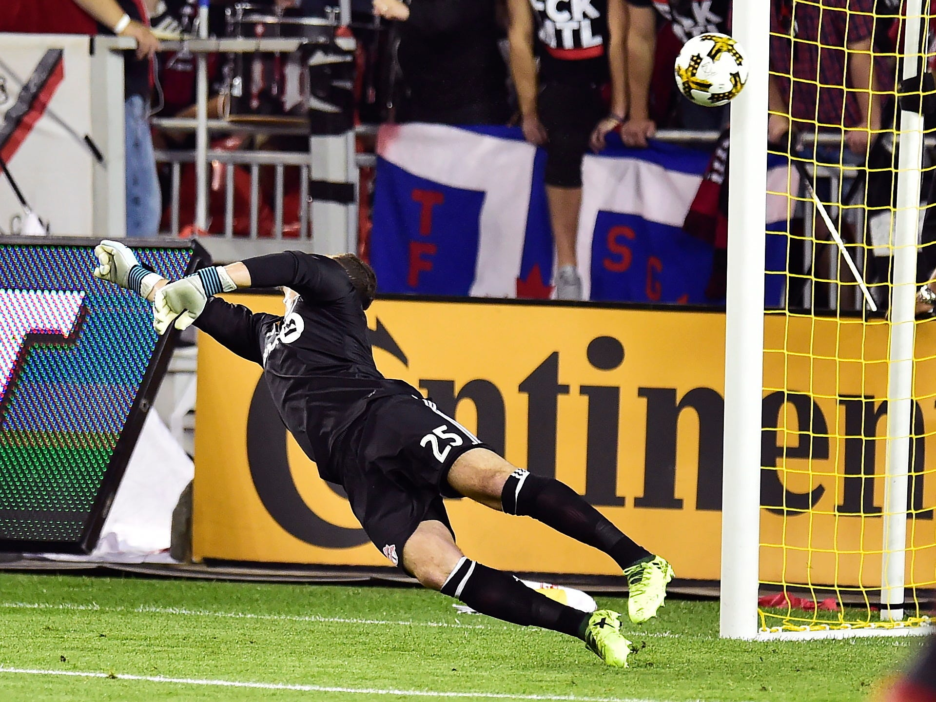 Impact cools off Toronto FC with 5-3 win