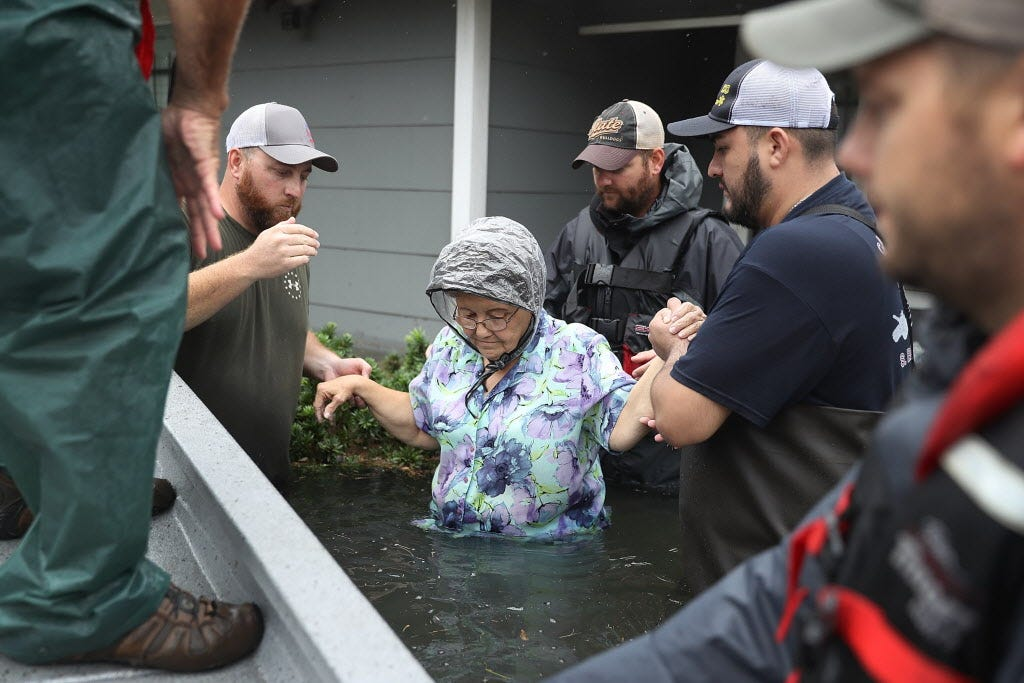 We need a National Service Reserve for disasters like Maria, Irma and Harvey