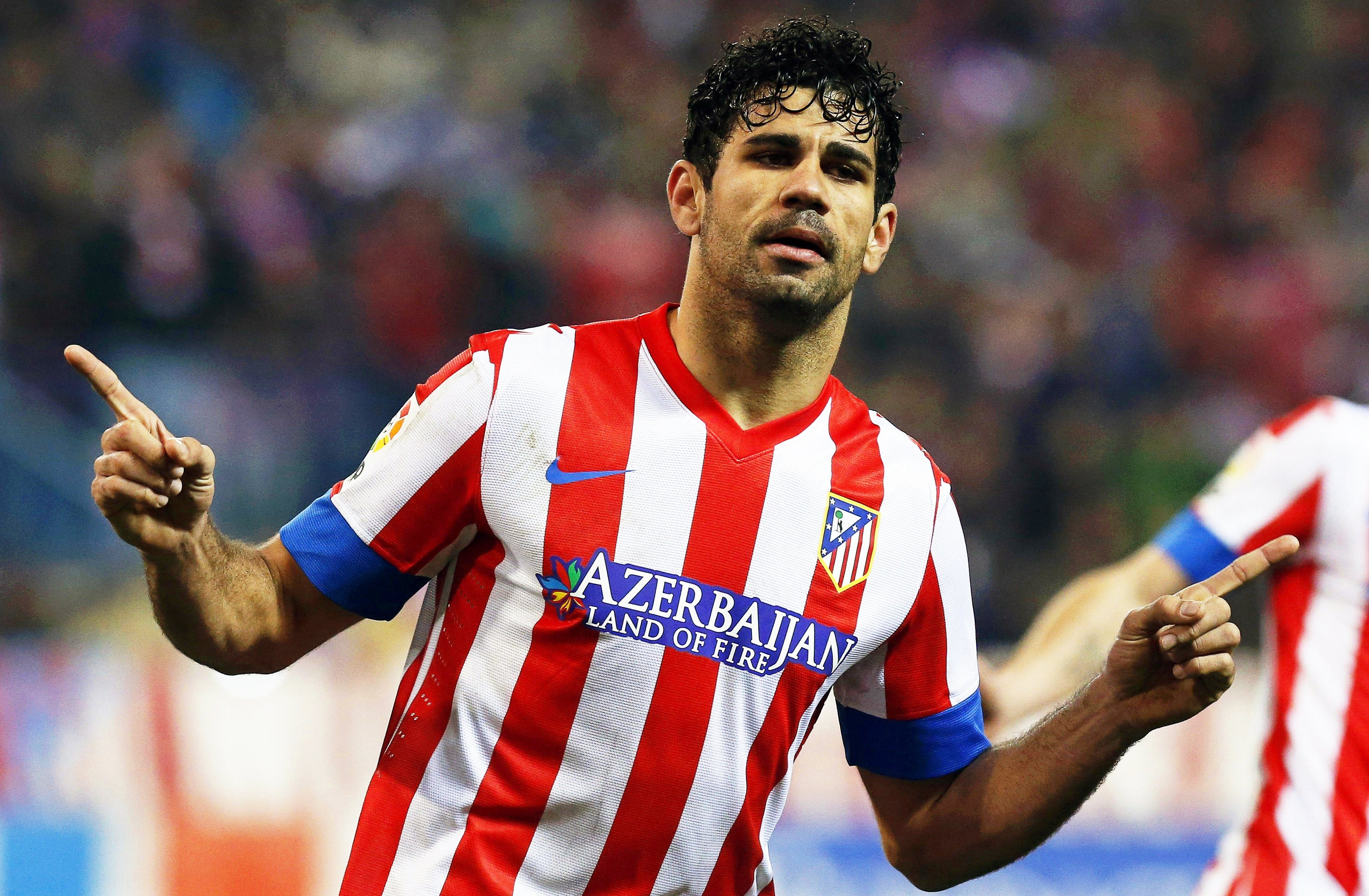 Chelsea's Diego Costa to transfer to Atletico Madrid