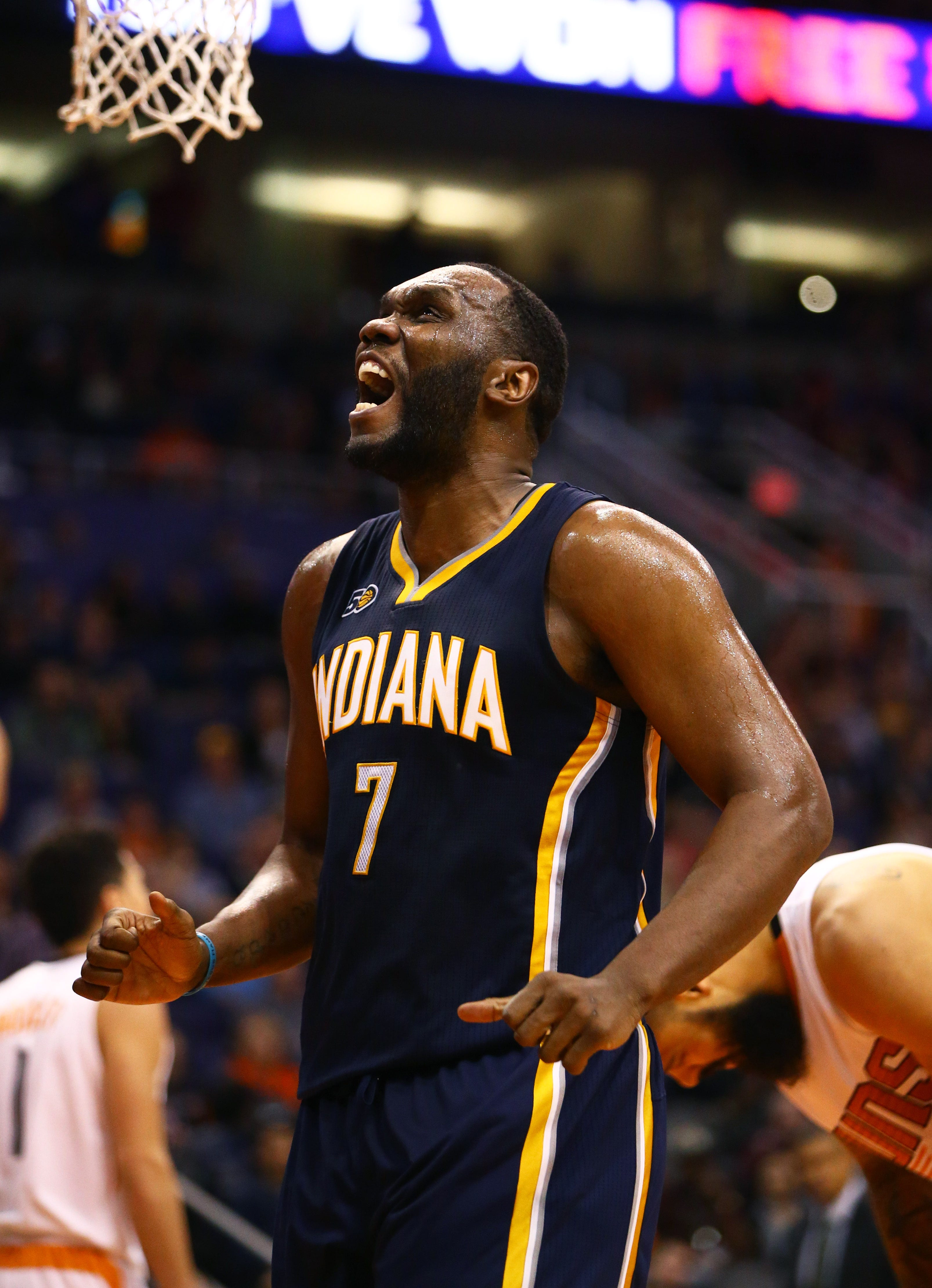 Al Jefferson, now 40 pounds lighter, determined to adapt to up-tempo NBA