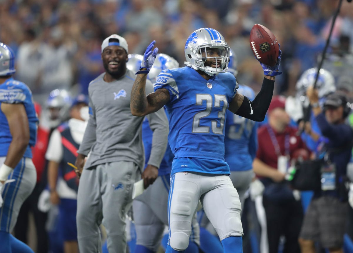 75da0479 NFL power rankings, Week 4: Detroit Lions prove they're NFC contenders