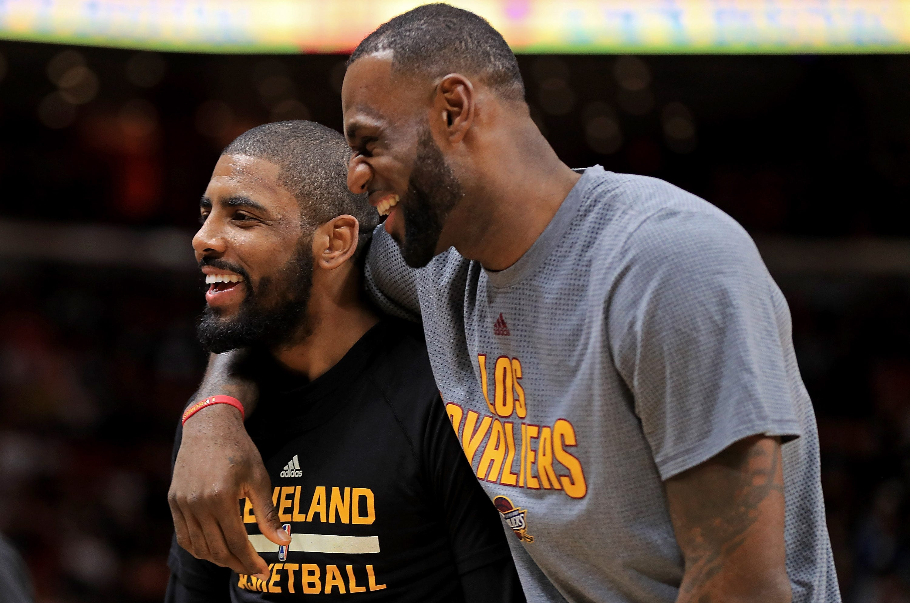 LeBron James opens up about Kyrie Irving trade: 'I tried to give him everything'