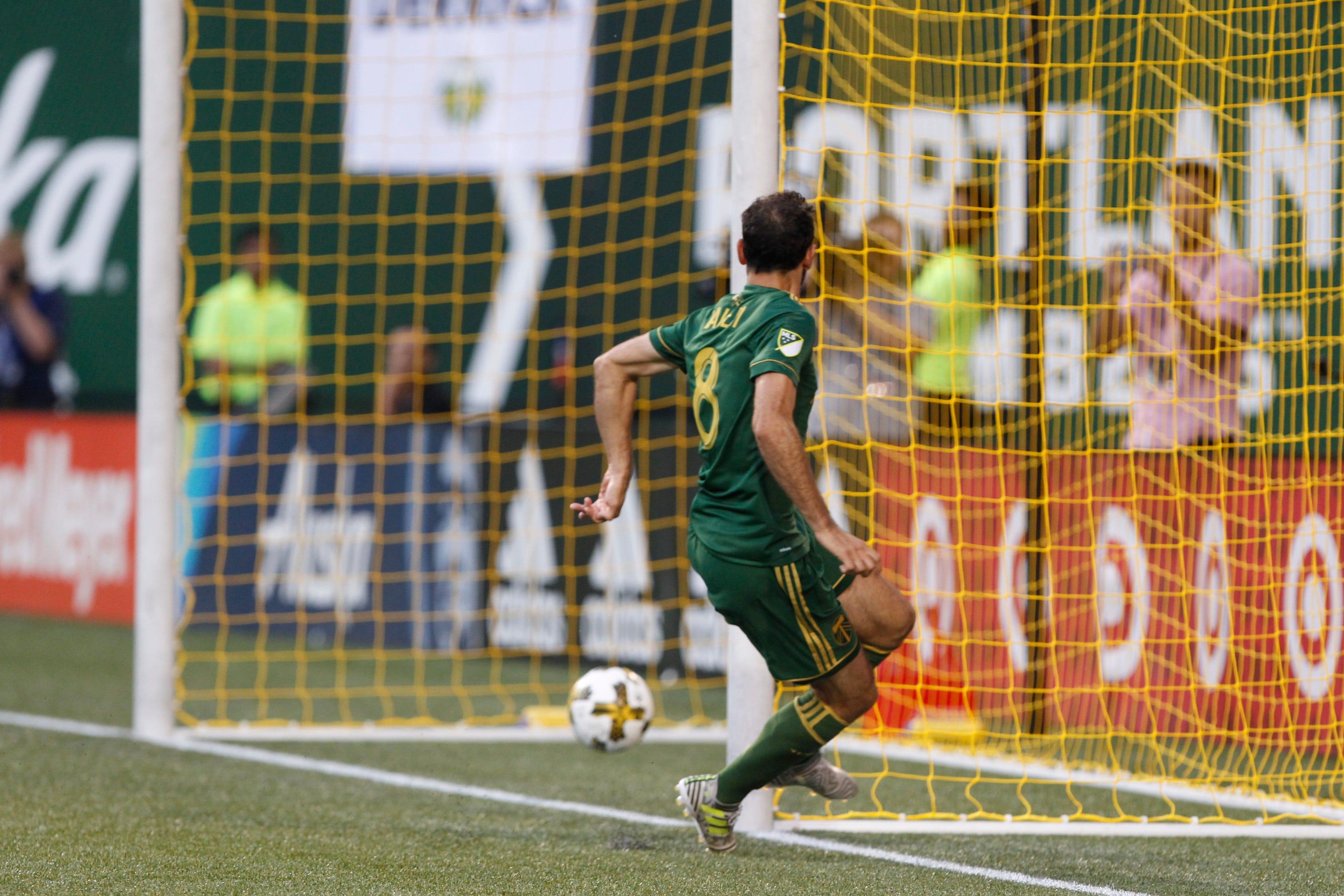 Valeri scores twice and Timbers beat Orlando City 3-0