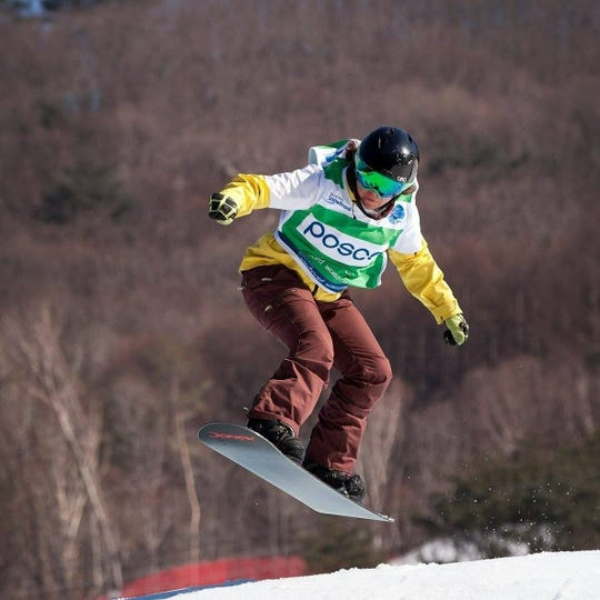Brittani Coury, who grew up in Aztec and graduated from Farmington High School, won a silver medal at the 2018 Winter Paralympic games in Pyeongchang, South Korea. Coury is now prioritizing her job as a registered nurse to help fight the COVID-19 pandemic.