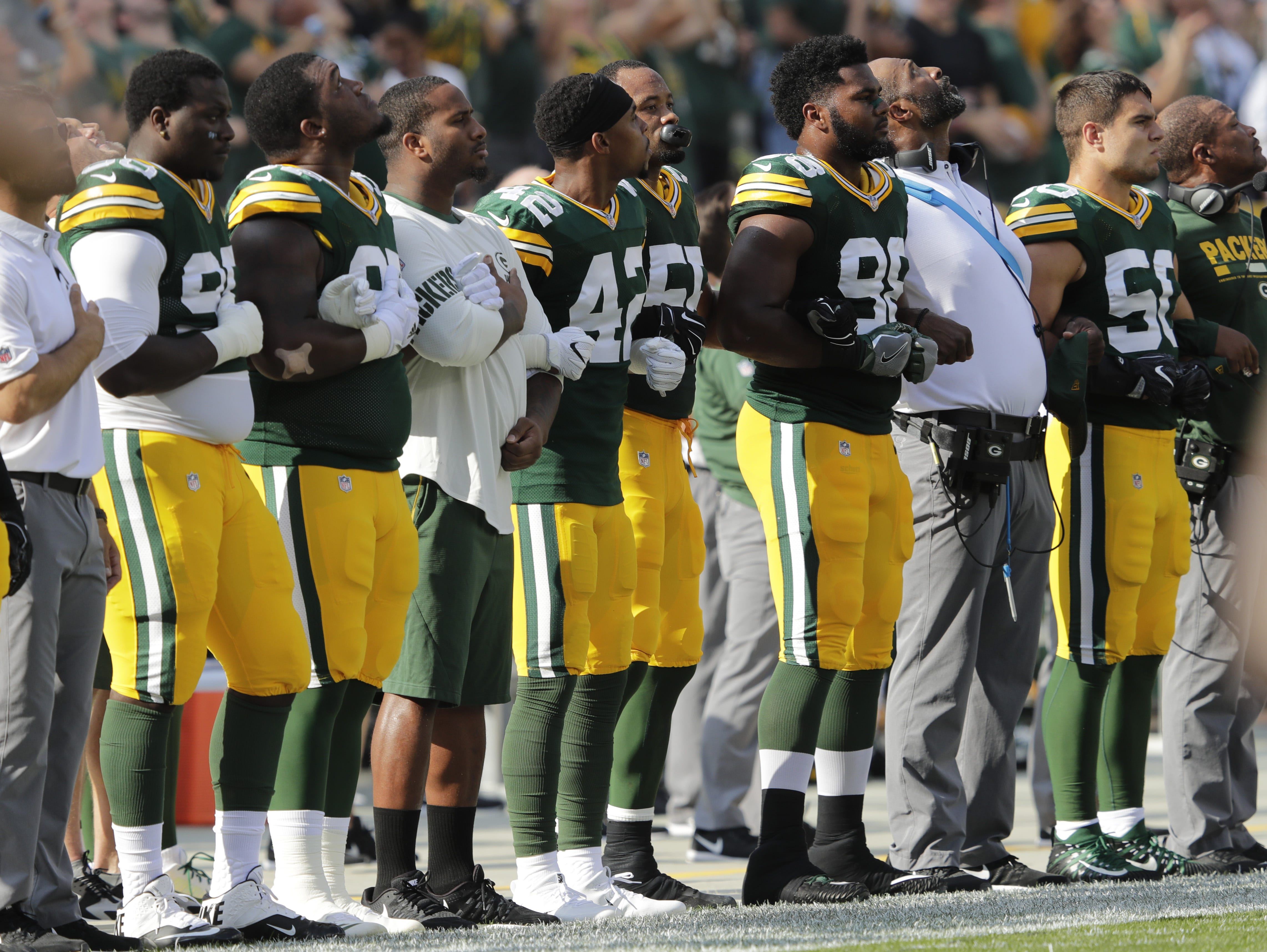 Packers shareholder invites President Trump to annual meeting to discuss NFL protests