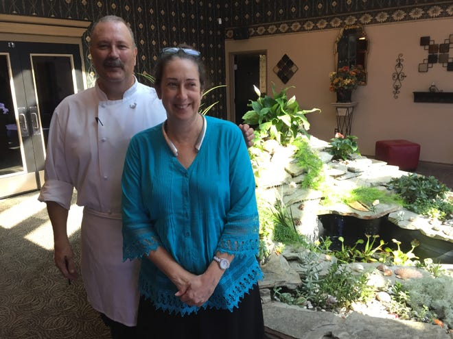 Darrel and Kathy Sanrope have decades of restaurant experience between them. Together the two opened a new steakhouse in Kimball Township.