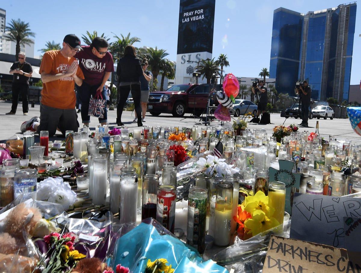 Las Vegas shooting: Congress faces paralysis on guns