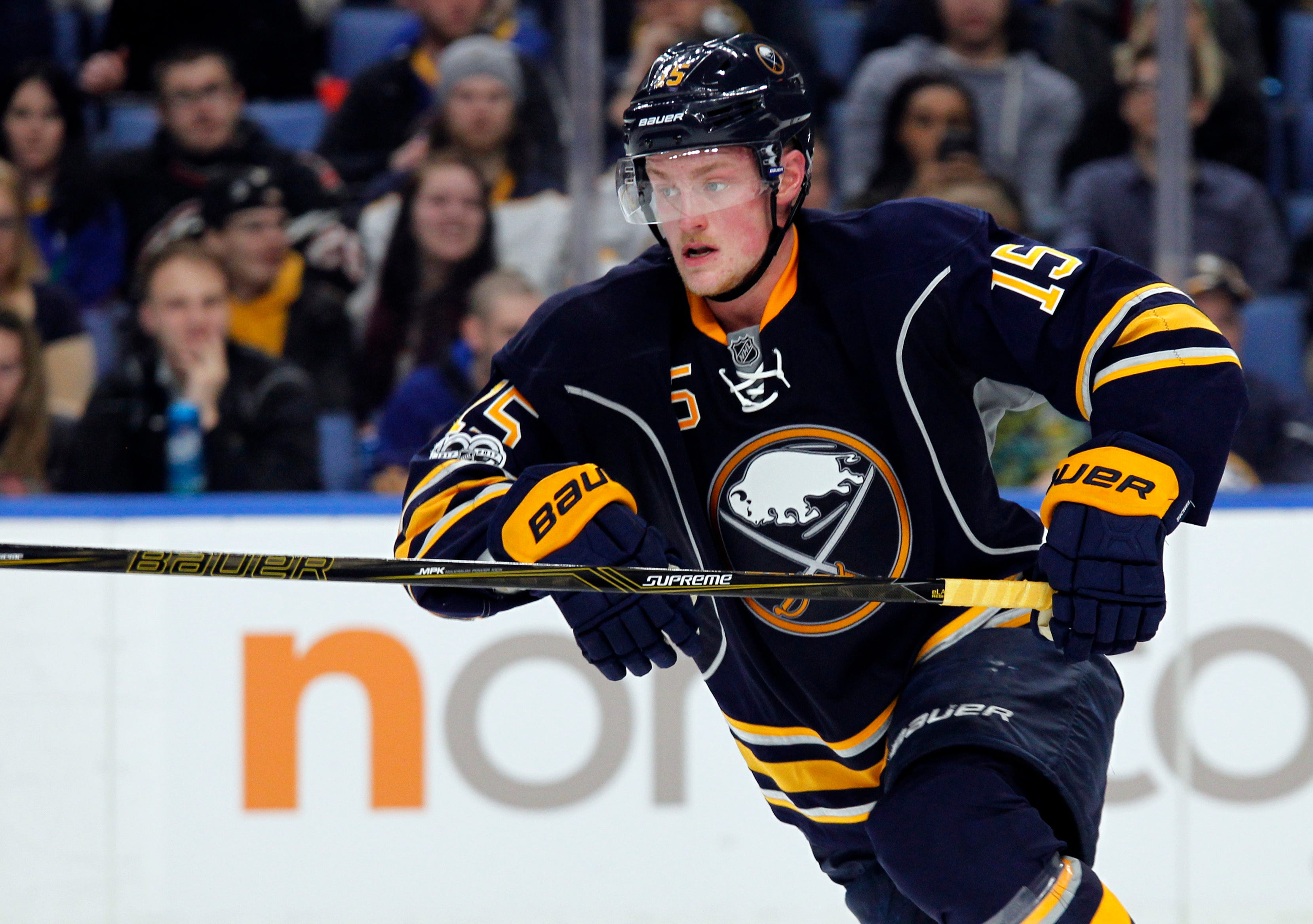 Sabres agree to sign Eichel to 8-year, $80 million contract