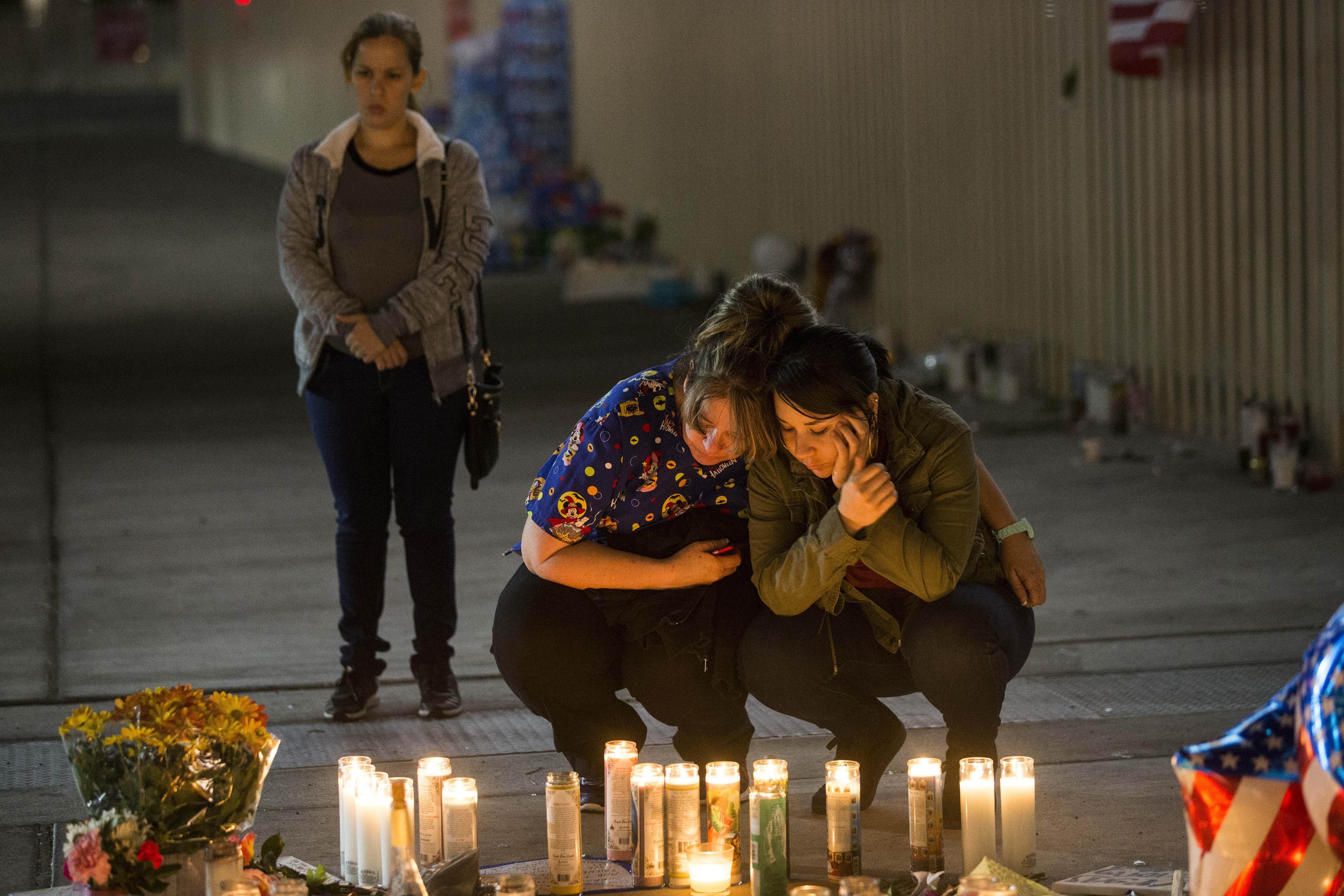 Vegas shooting reminds Detroit Lions WR Tate of 'terrible memories'