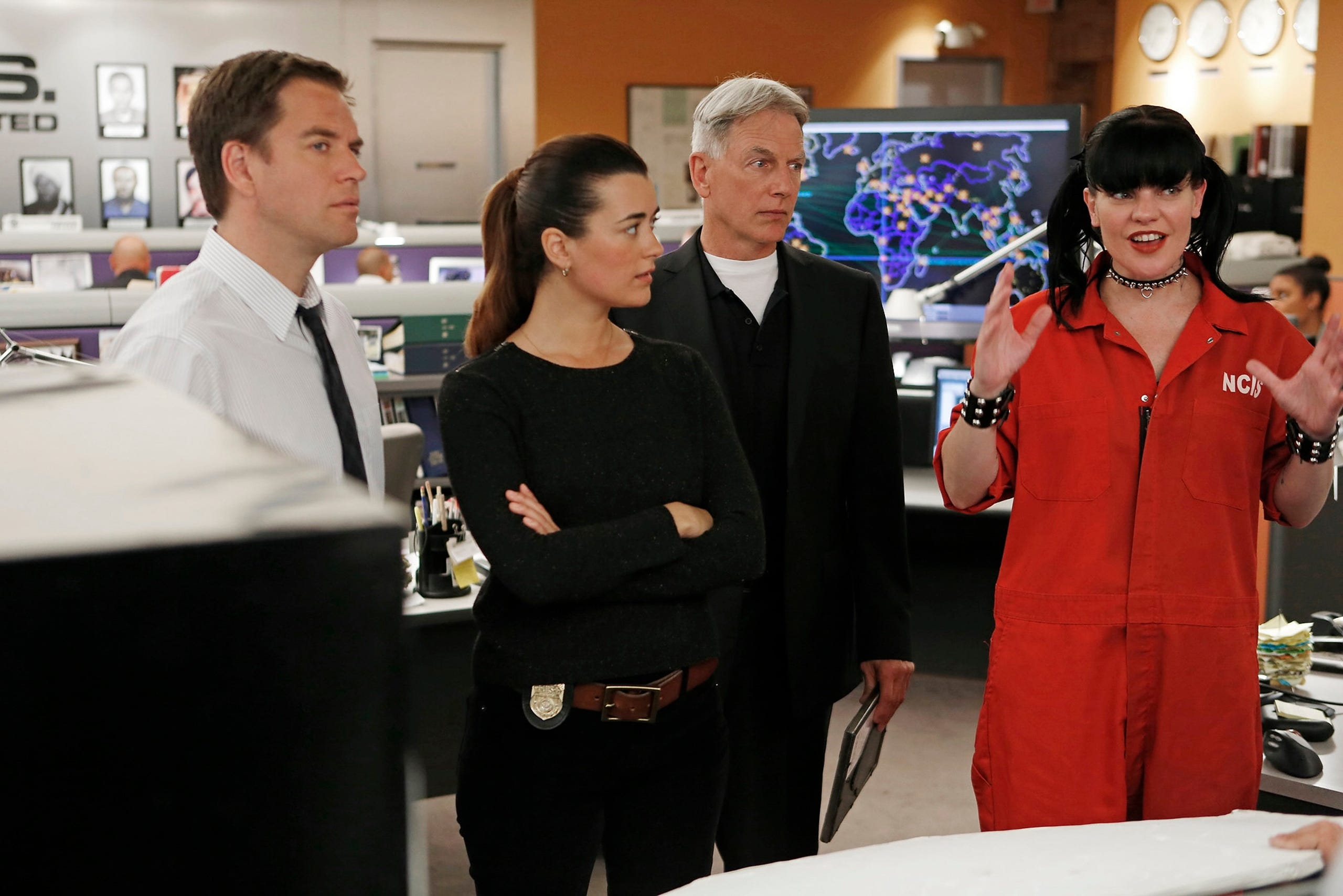 All the actors who've left 'NCIS'