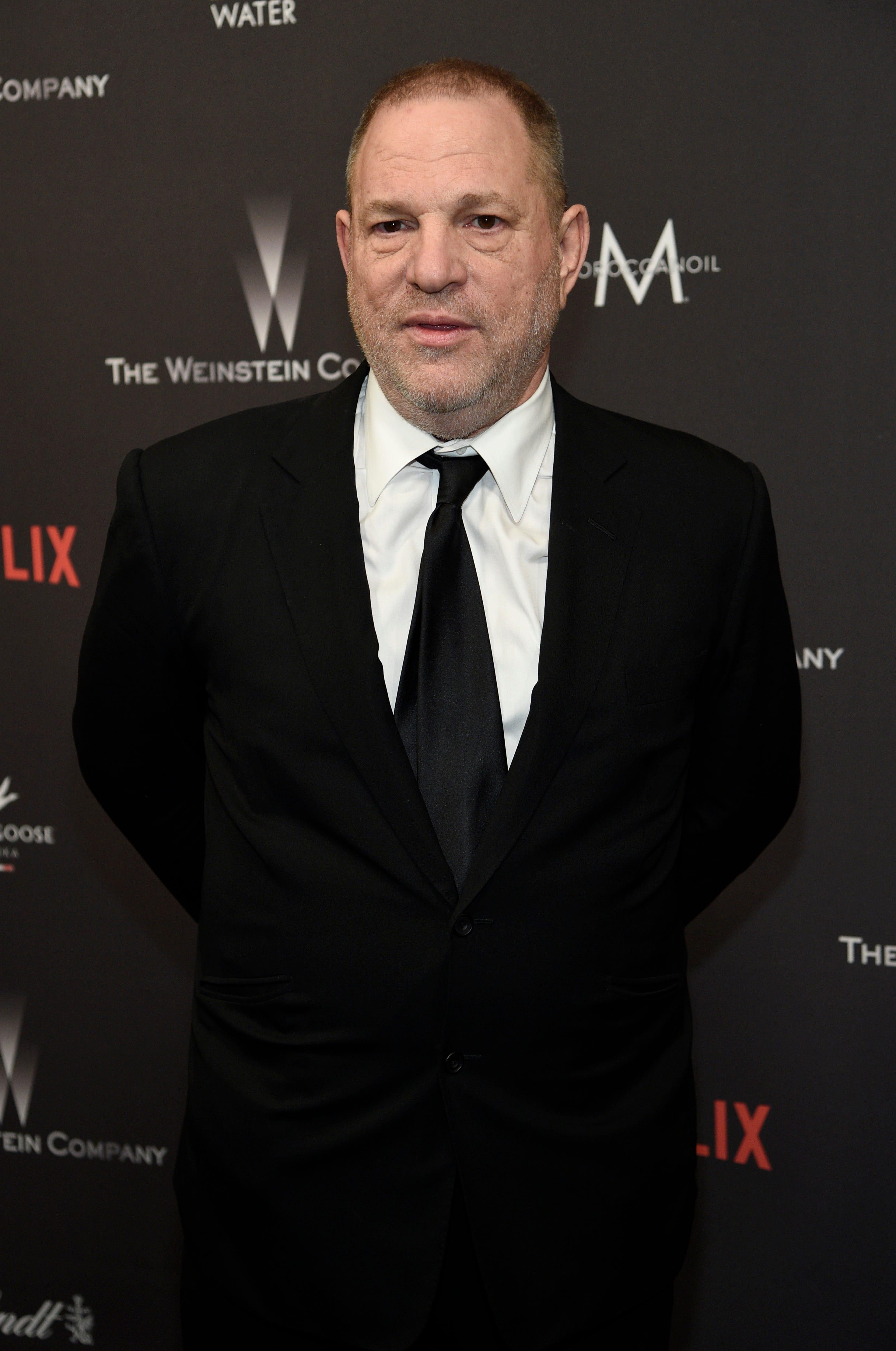 The Oscar odds for Harvey Weinstein's award movies now look dim
