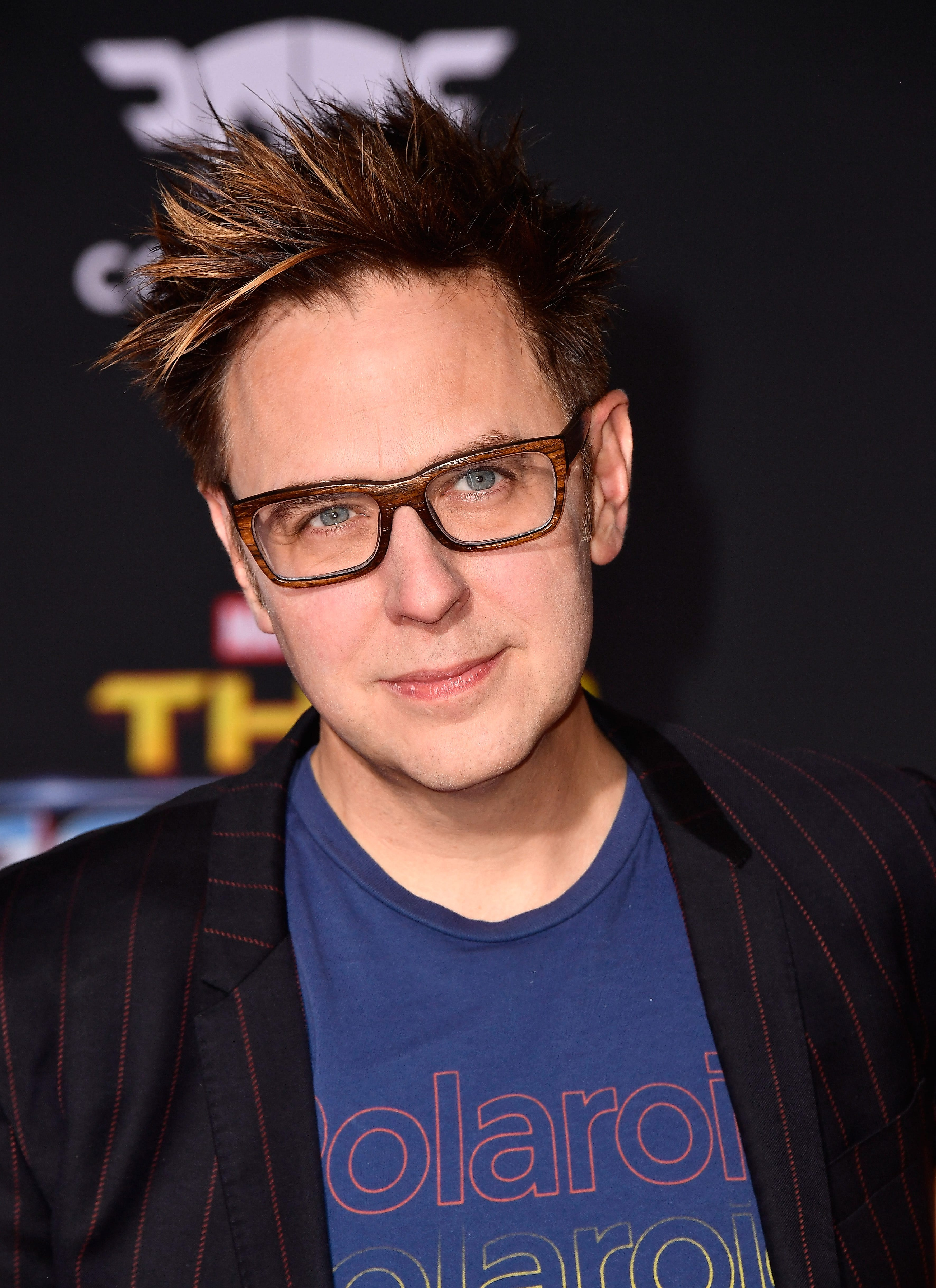James Gunn rehired as 'Guardians of the Galaxy 3' director after Disney reverses firing