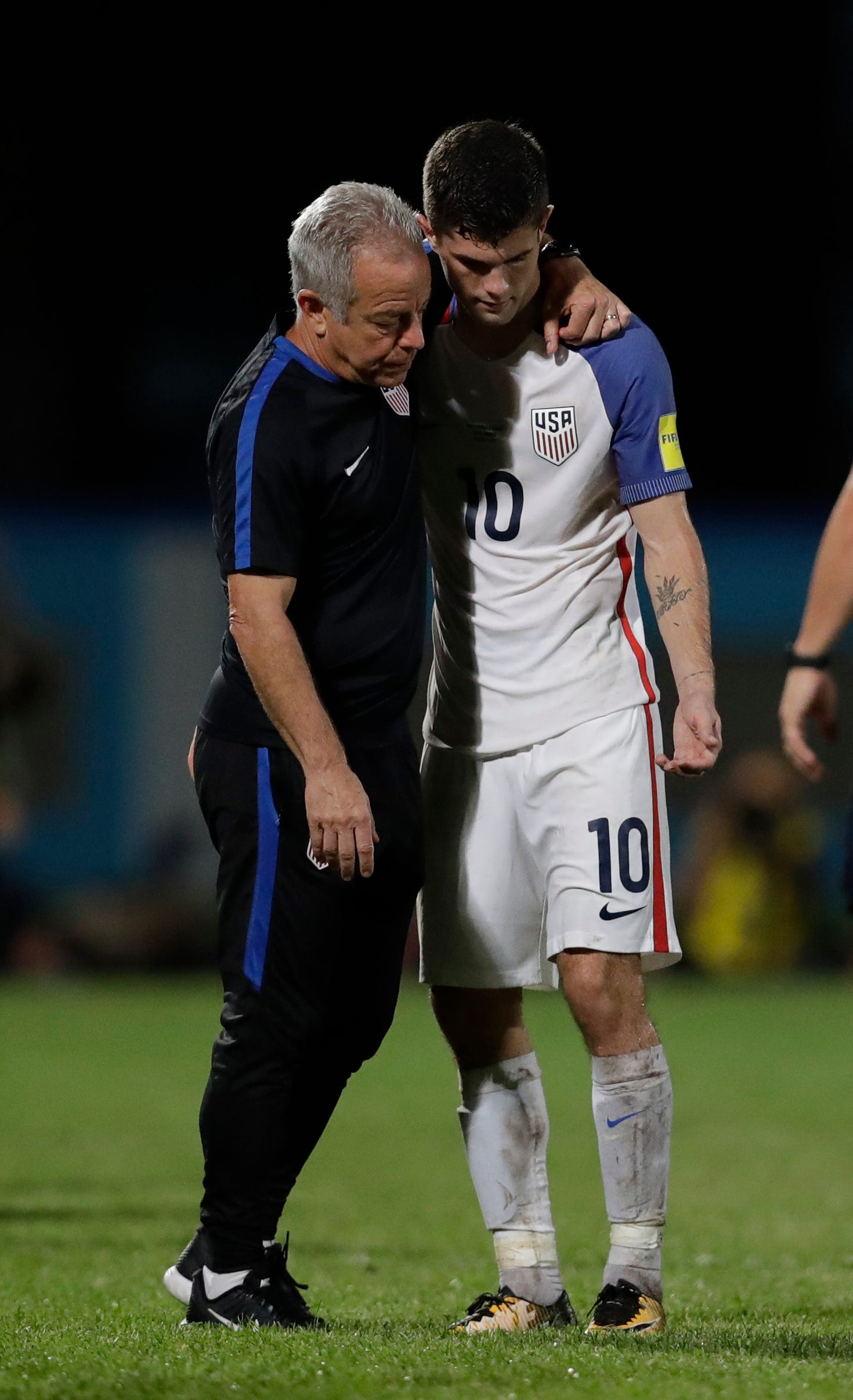 Trinidad and Tobago coach, player call out USMNT: 'They learned their lesson'