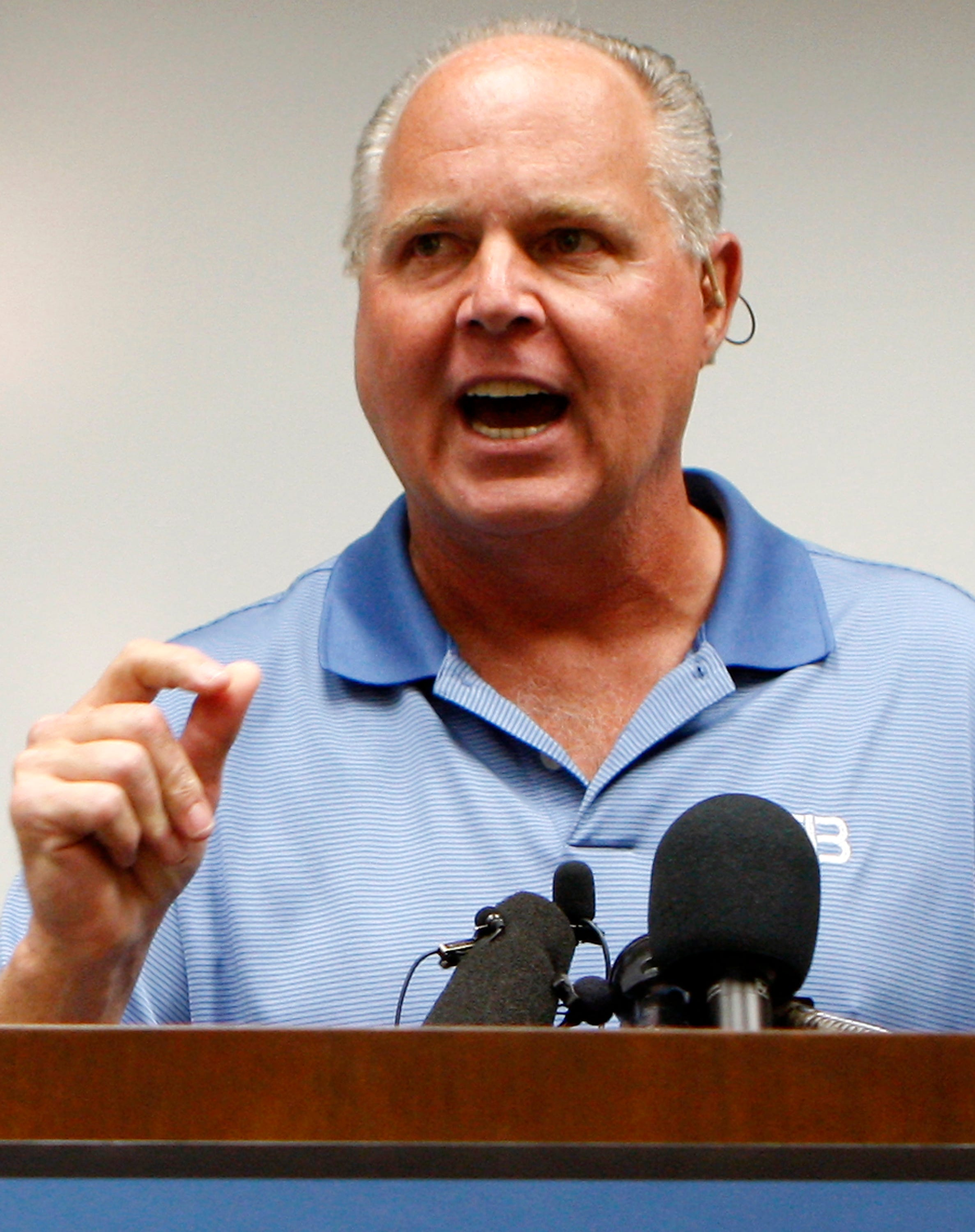 Rush Limbaugh says Trump's NFL stance is 'starting to make me nervous'