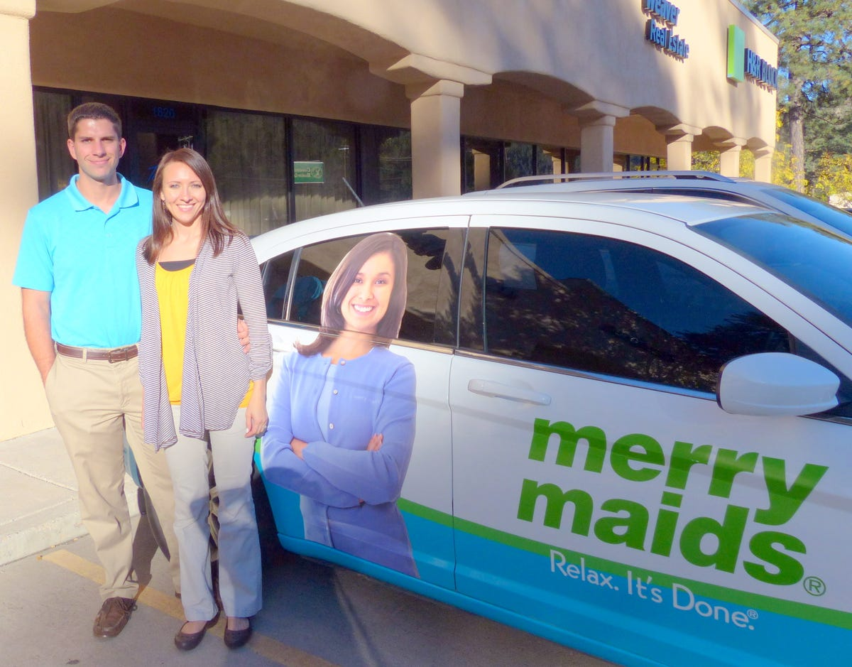 Ruidoso Merry Maids joins program to help cancer victims