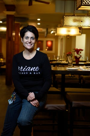 Ariane Duarte is a restaurant owner mother of two. She prefers to spend Mother's Day taking a walk around the park and barbecuing.