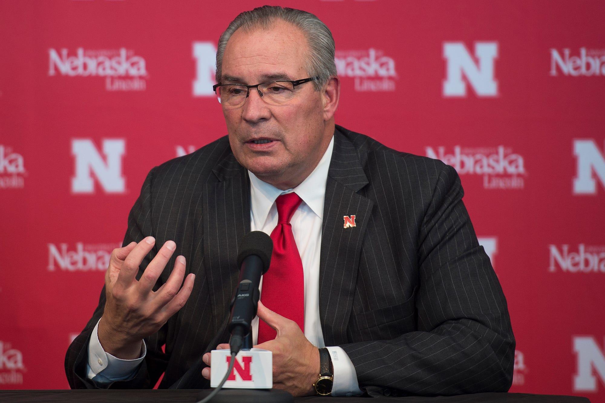 Nebraska picks Washington State AD to head athletics program