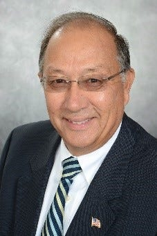 Thom Jones, president of Education Foundation, St. Lucie.