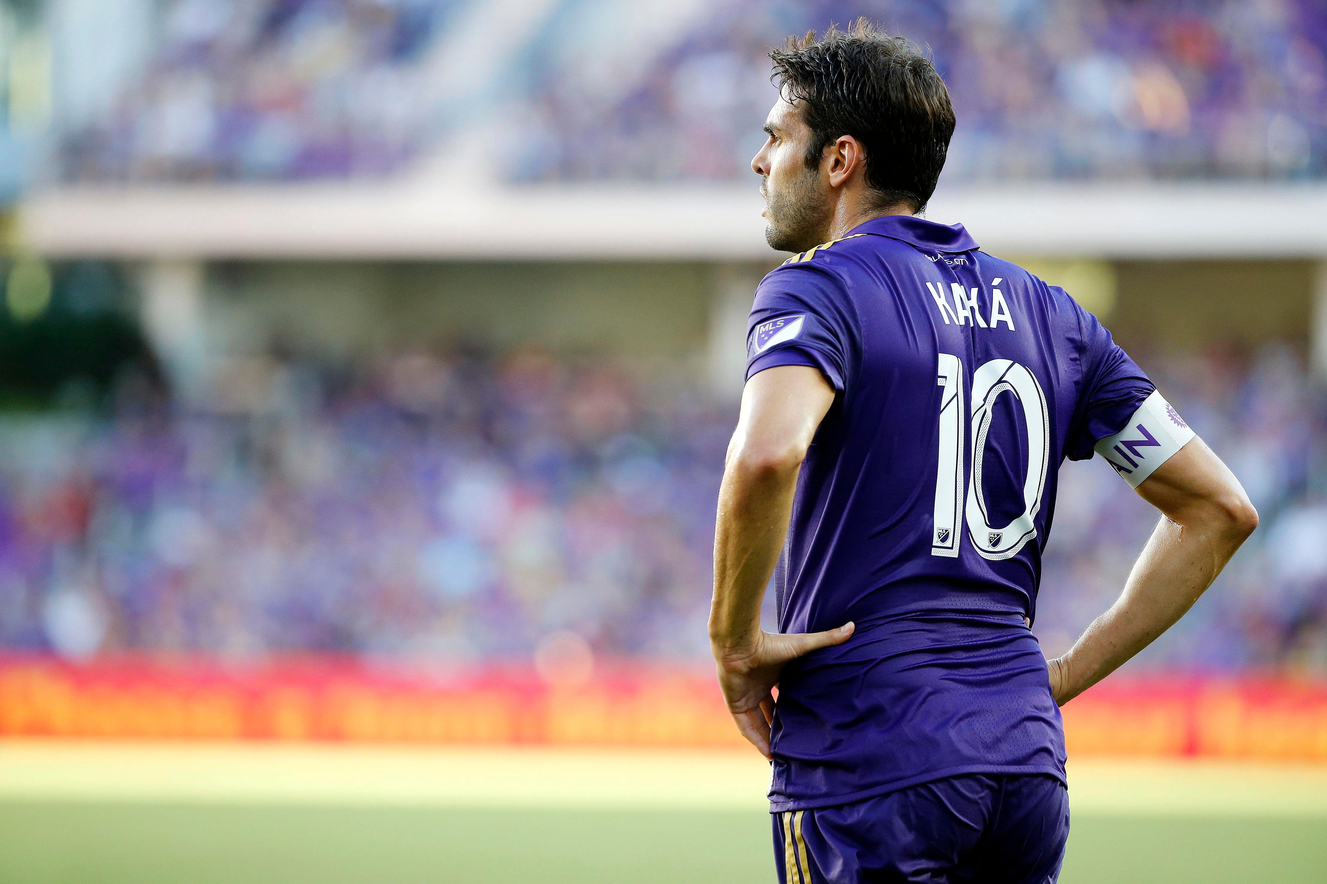 Columbus Crew spoil Kaka's final game in Orlando