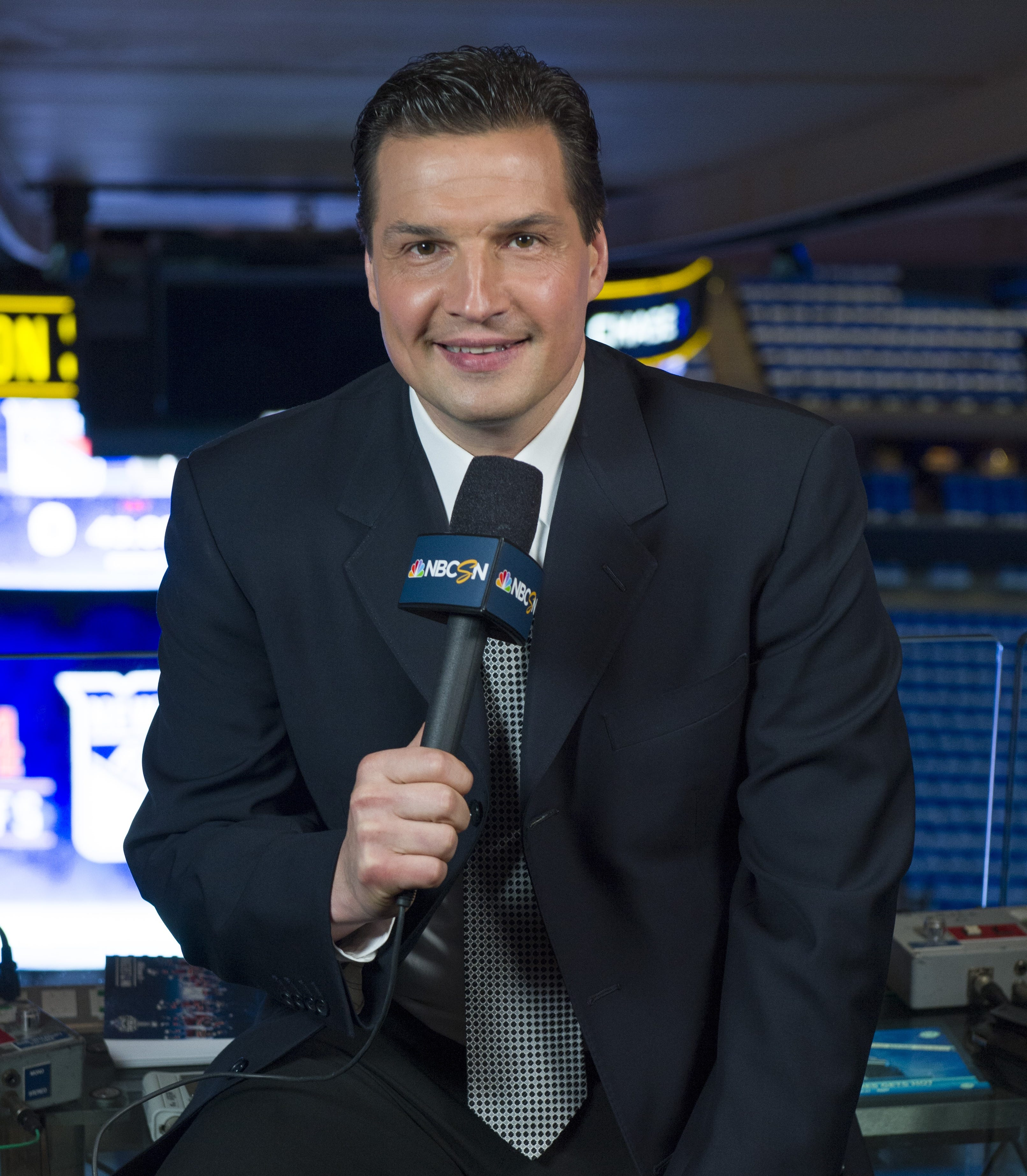 Eddie Olczyk returning to NBC Sports booth Wednesday; will work as health allows