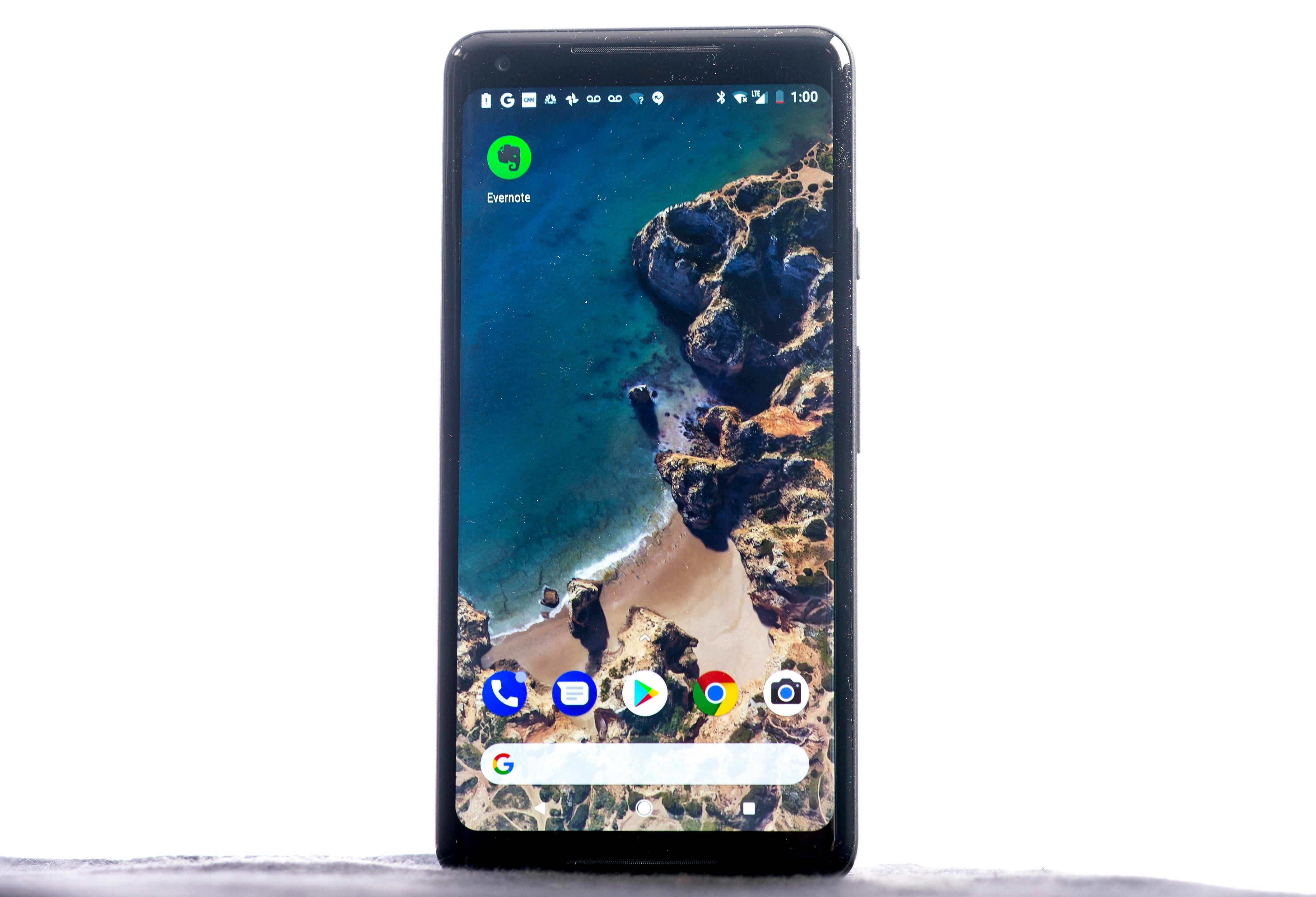 Google Pixel 2 phone challenges iPhone X, Samsung Galaxy